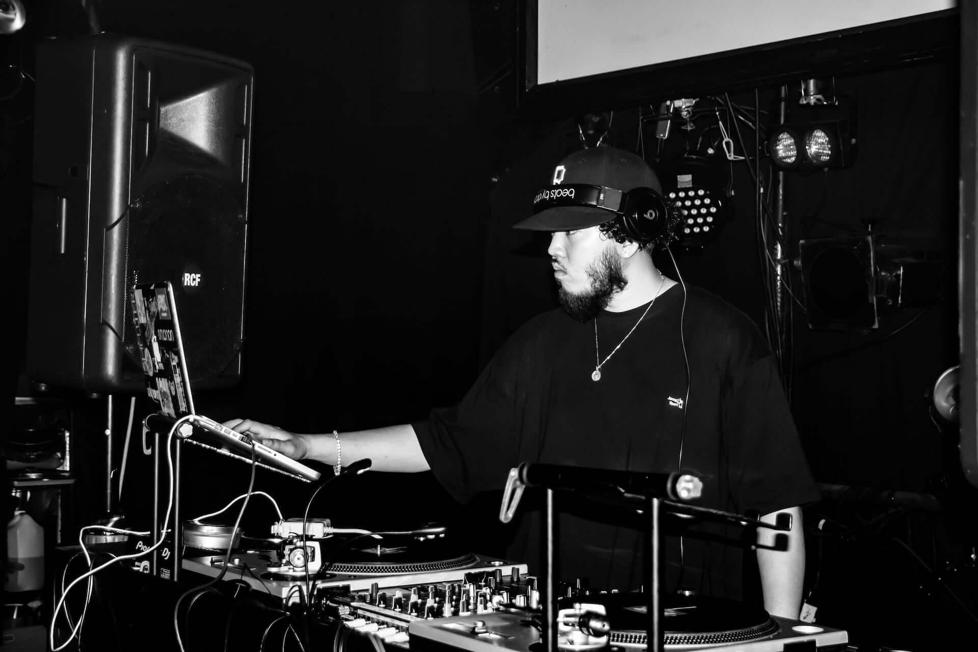 【レポート】BUPPON&¥ellow Bucksダブルリリースパーティー<Bla9 Marke2>で見えたヒップホップ・シーンの胎動 music190805_bla9marke2_1.jpg-1920x1280