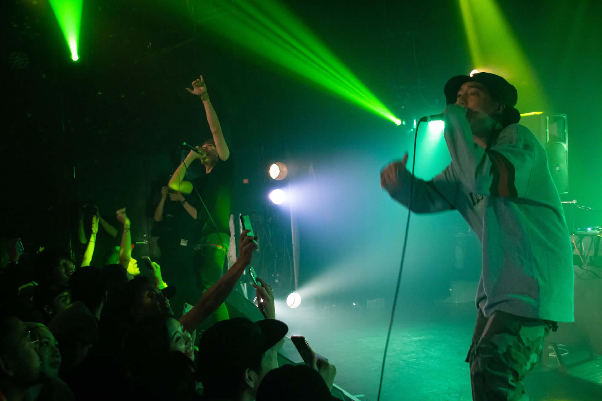 【レポート】BUPPON&¥ellow Bucksダブルリリースパーティー<Bla9 Marke2>で見えたヒップホップ・シーンの胎動 music190805_bla9marke2_14.jpg-1920x1280