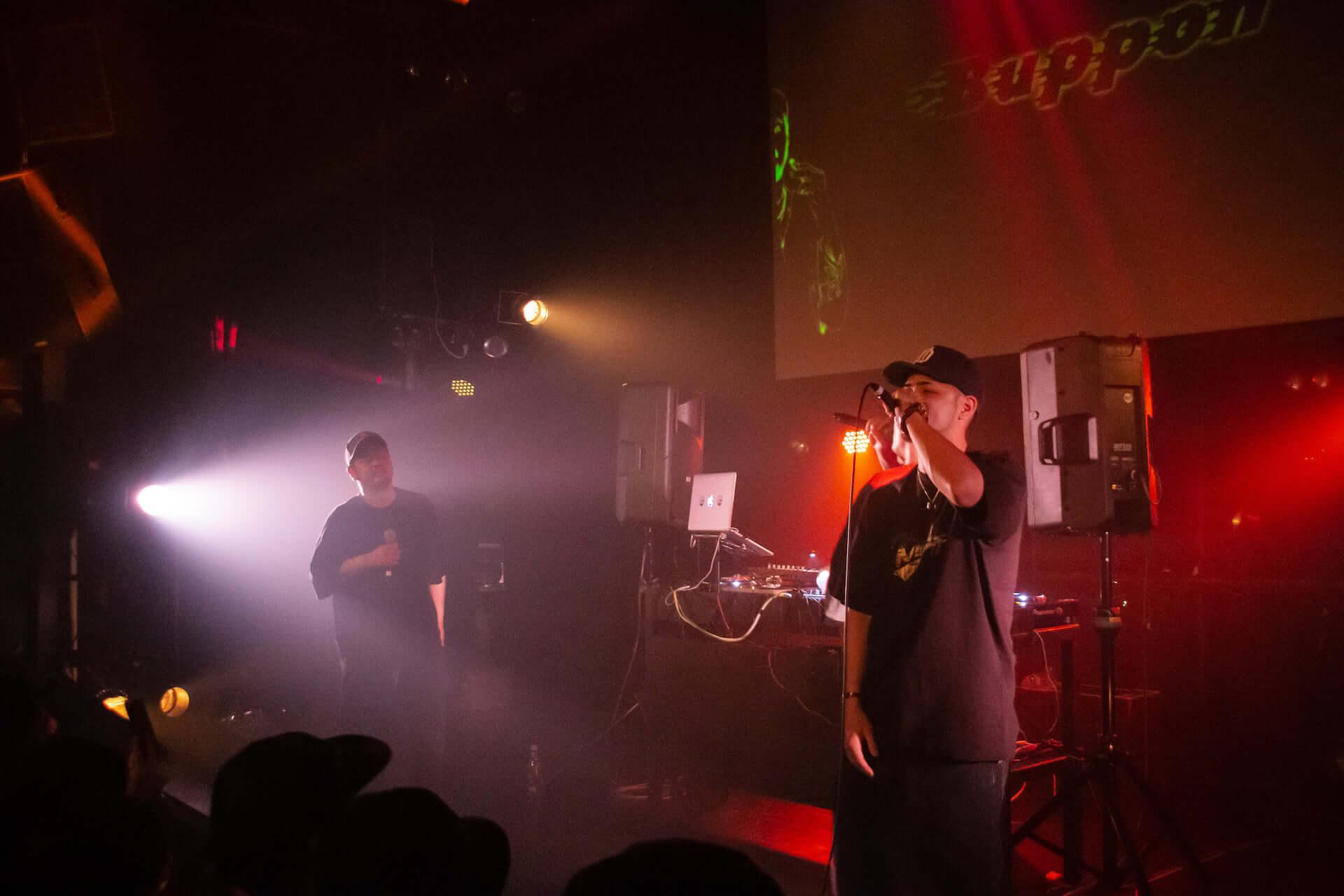 【レポート】BUPPON&¥ellow Bucksダブルリリースパーティー<Bla9 Marke2>で見えたヒップホップ・シーンの胎動 music190805_bla9marke2_11.jpg-1920x1280