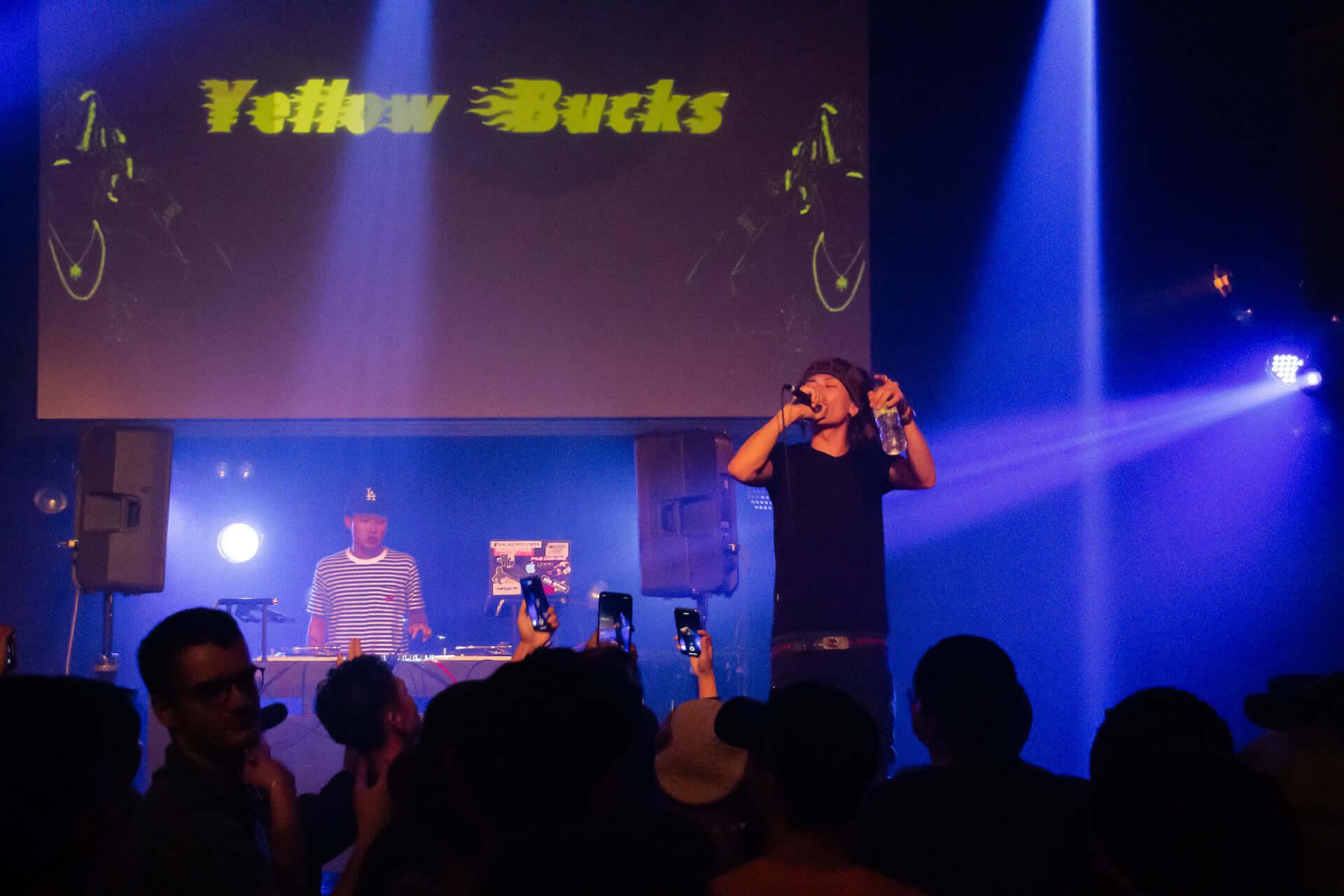【レポート】BUPPON&¥ellow Bucksダブルリリースパーティー<Bla9 Marke2>で見えたヒップホップ・シーンの胎動 music190805_bla9marke2_7.jpg-1920x1280