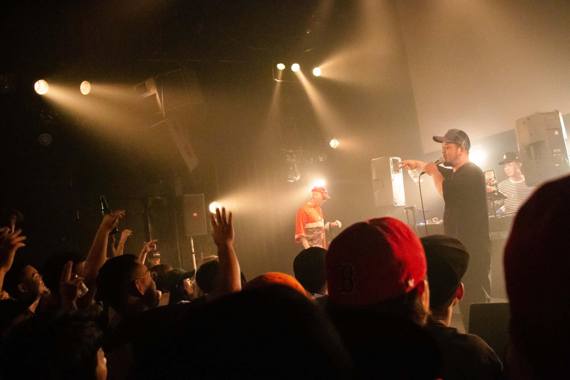 【レポート】BUPPON&¥ellow Bucksダブルリリースパーティー<Bla9 Marke2>で見えたヒップホップ・シーンの胎動 music190805_bla9marke2_3.jpg-1920x1280