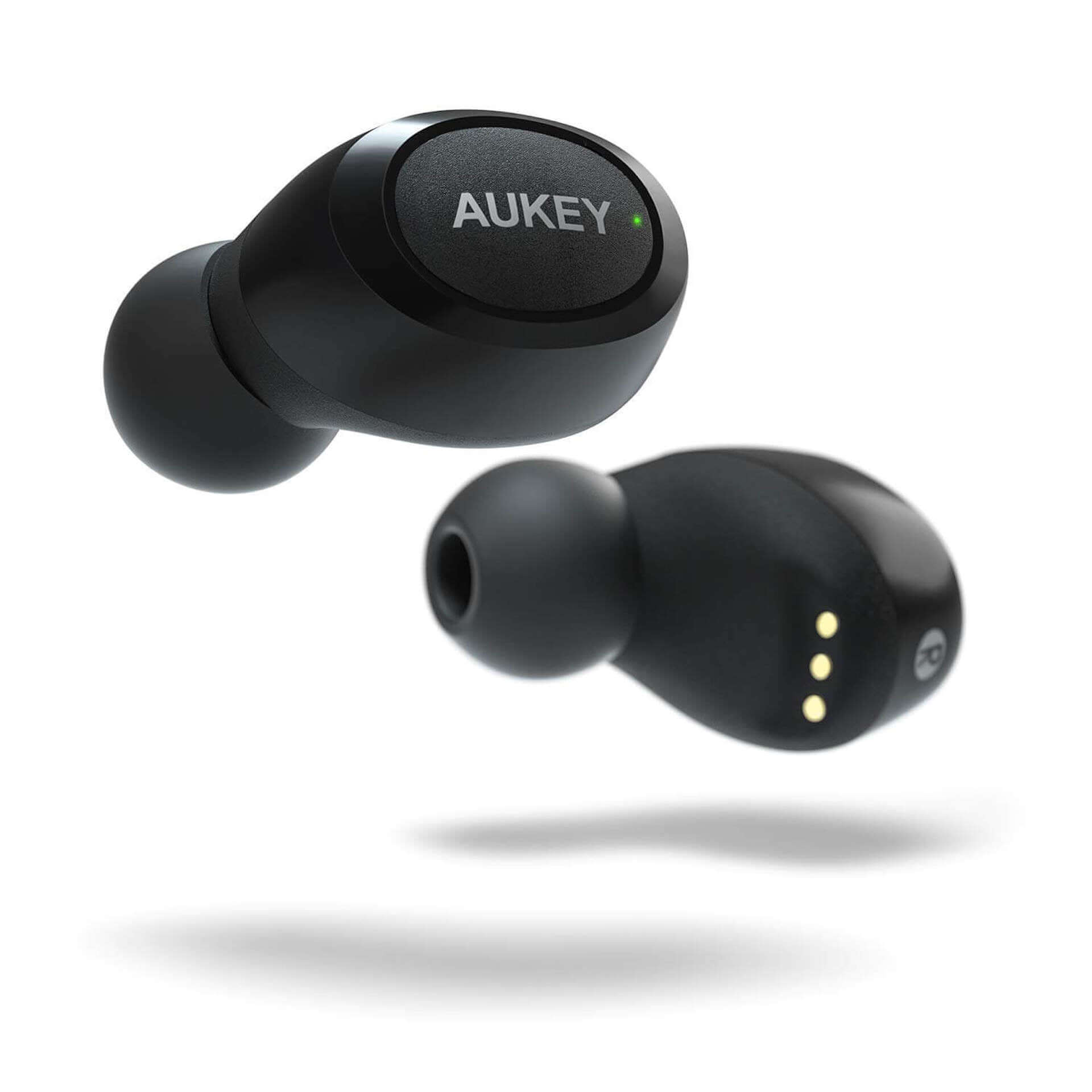 わずか4.5gでフィット感抜群!HI-FI高音質、防水性能を備えた完全ワイヤレスイヤホン「EP-T16S」が登場 technology190806aukey-earphone_1-1920x1920