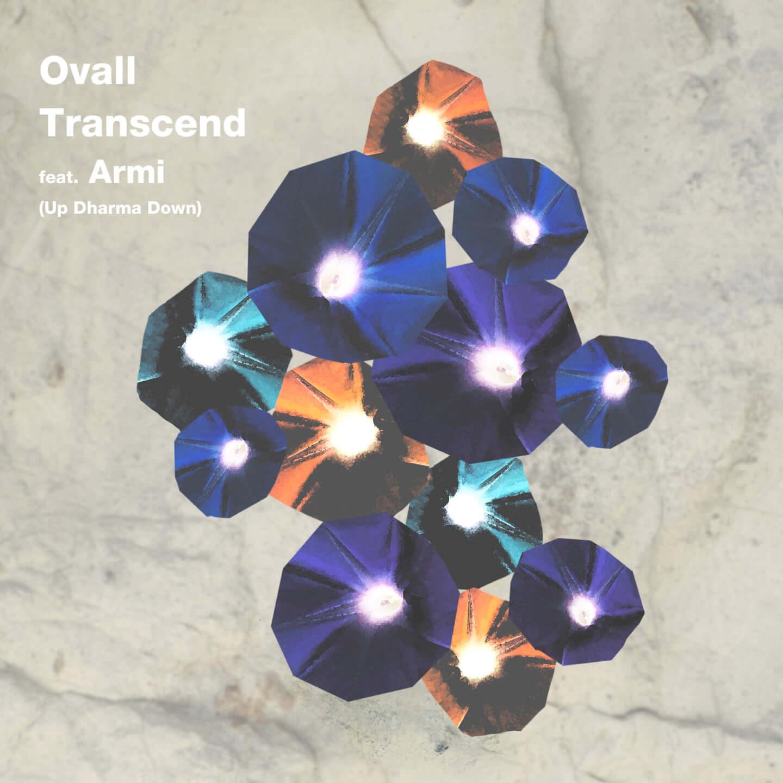 Ovallがフィリピンの人気バンドUp Dhama DownのボーカルArmiとのコラボニューシングルを発表 Ovall_Transcend_JKT-1-1440x1440
