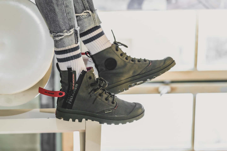 「自由」をテーマにブーツを選ぼう|PALLADIUMオフィシャルストア「S-Rush」限定で新商品を発売! 76443-309_LSZ_1-1440x960
