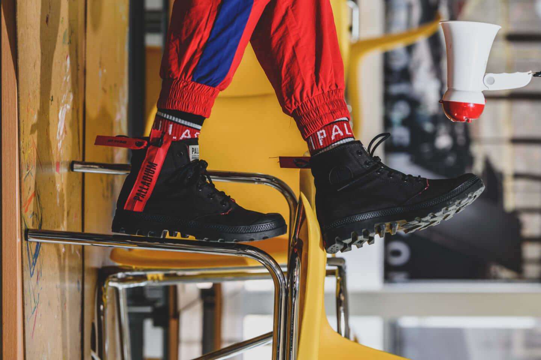 「自由」をテーマにブーツを選ぼう|PALLADIUMオフィシャルストア「S-Rush」限定で新商品を発売! 76443-008_LSZ_1-1440x960