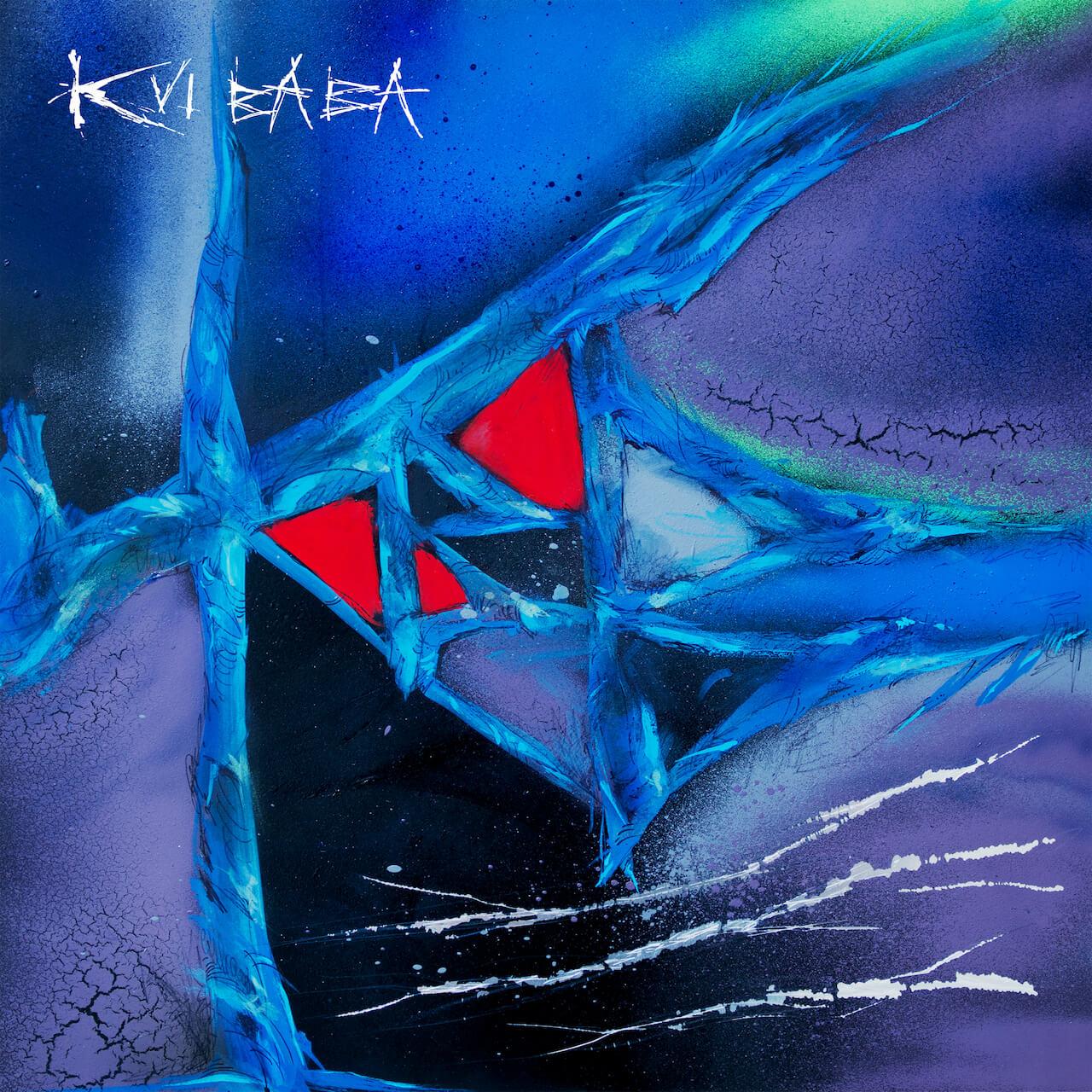 Kvi Baba、9月25日発売の1stアルバムより全編モノトーンで表現した序章的先行曲「Crystal Cry」のMVを公開 music190807-kvibaba-1