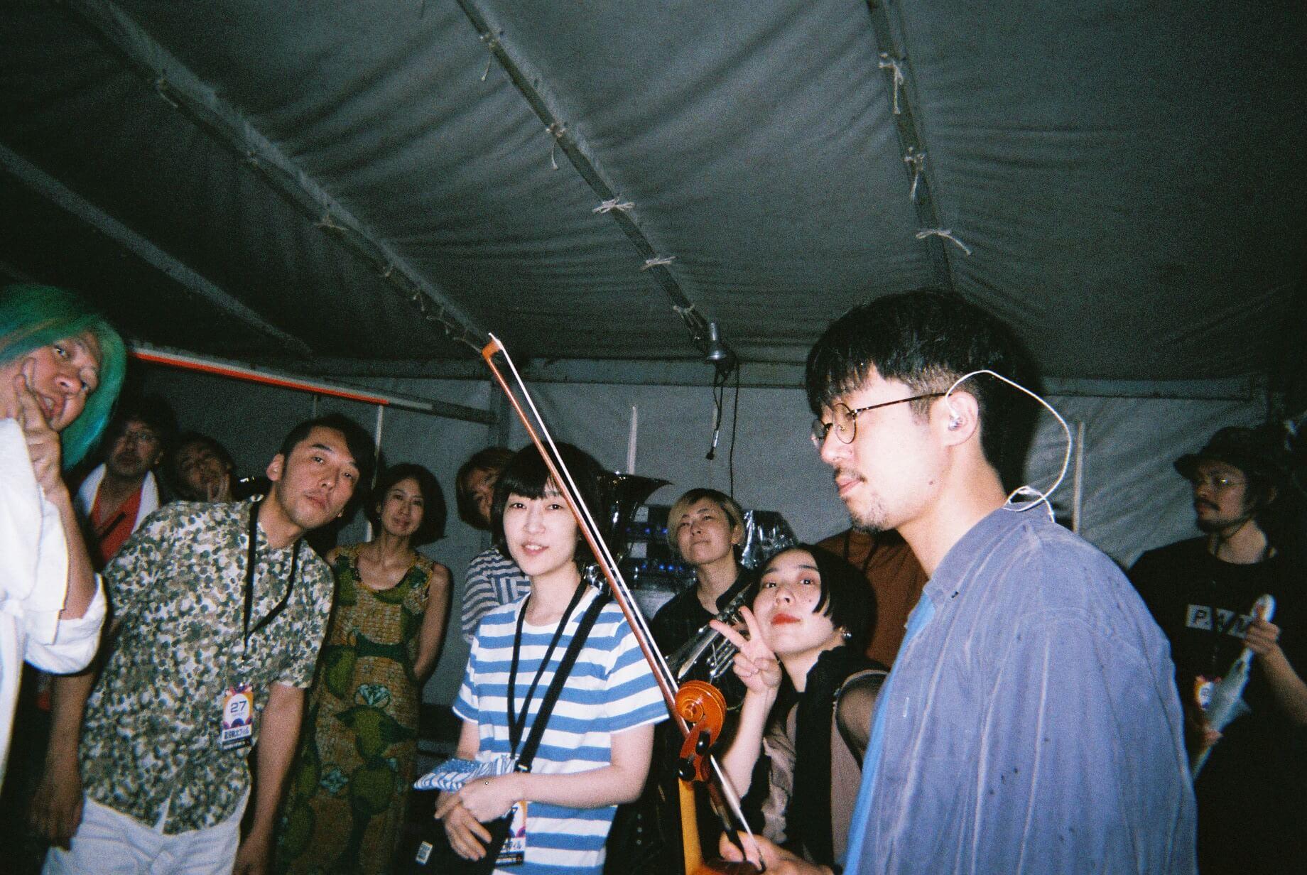 フェスレポート|蓮沼執太フィルが切り取る<FUJI ROCK FESTIVAL'19> music190808_frf_hasunumashutafill_13.jpg