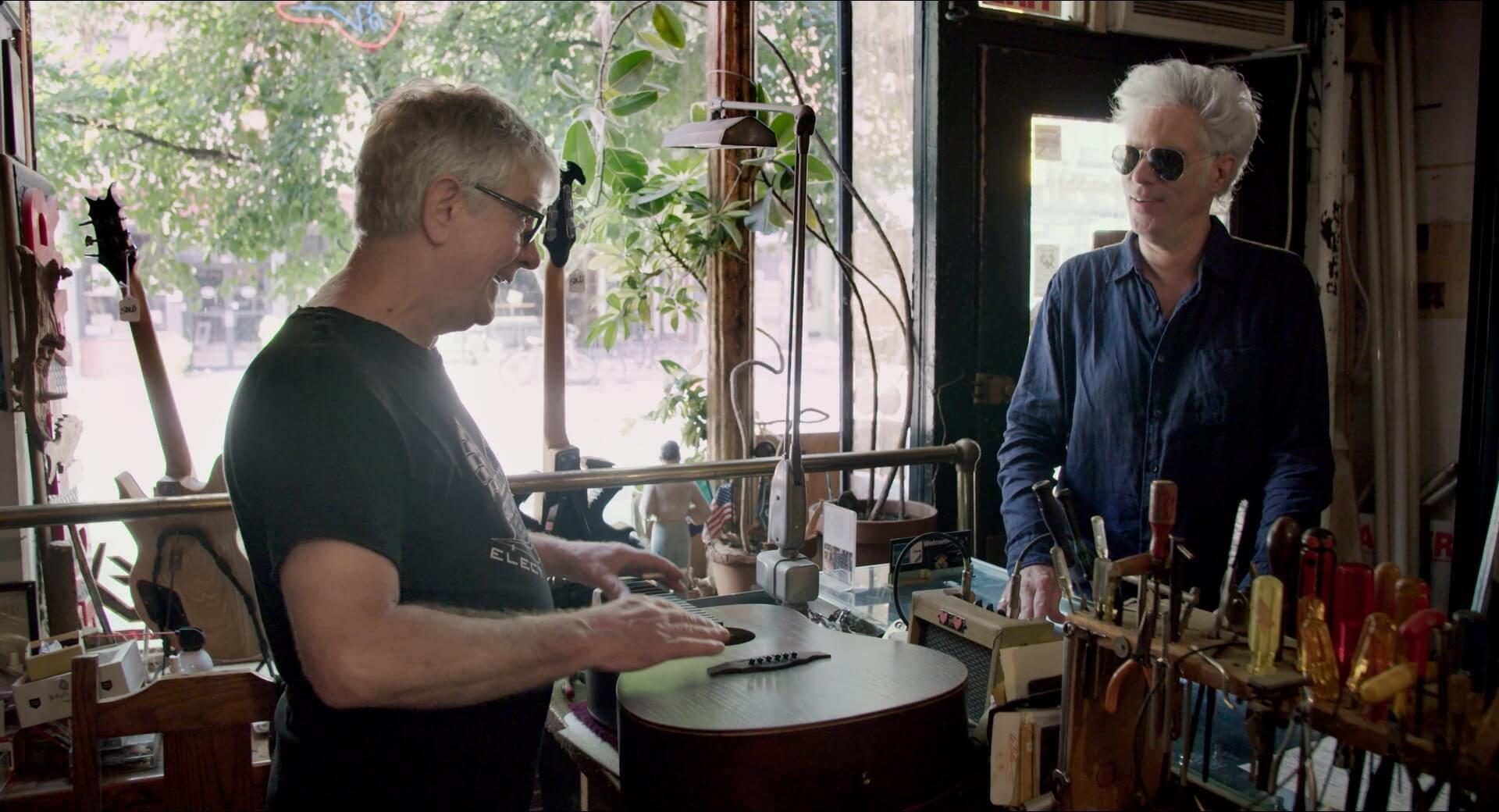 NYにあるギターショップのドキュメンタリー映画『カーマイン・ストリート・ギター』が本日より上映|山内総一郎、尾崎世界観、ハマ・オカモトらがコメントを寄せる fiml190810-carminestreertguitars-3