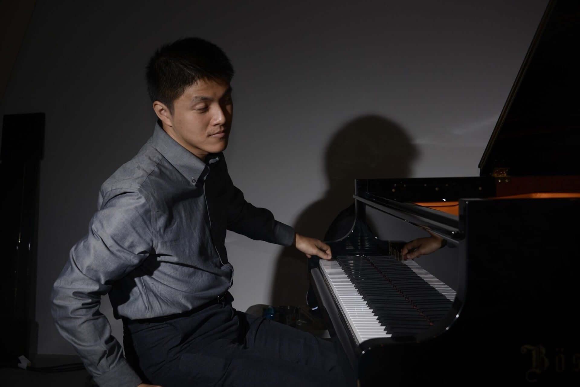 巻上公一らが出演する、即興音楽とアートのフェスティバル<JAZZ ART せんがわ 2019>開催決定!クラウドファンディング実施中 Shih-Yang-Lee-1920x1281
