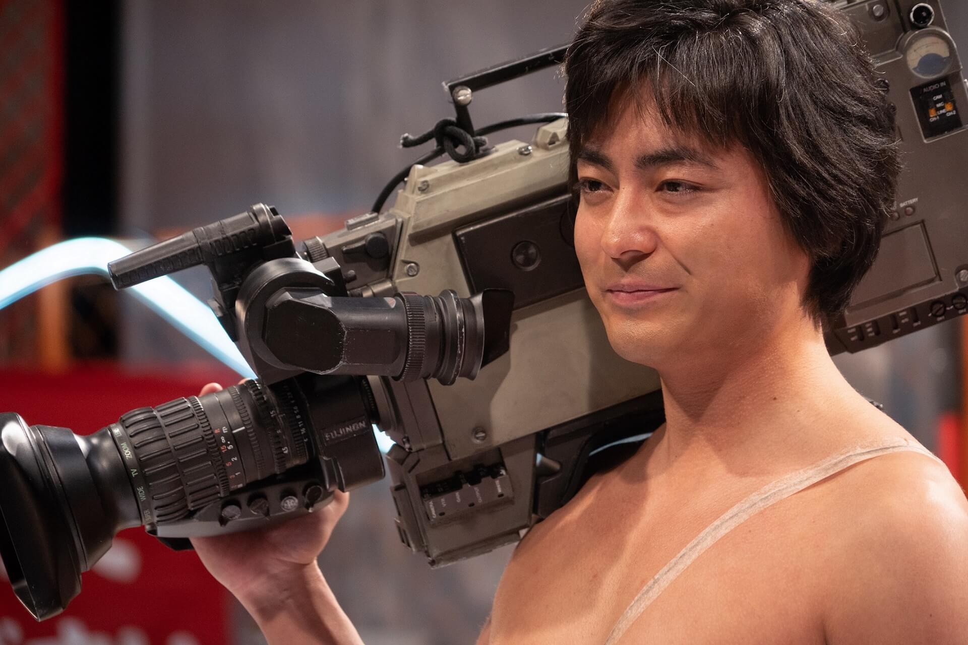 Netflix『全裸監督』のシーズン2が制作決定!ハワイでの貴重なメイキング映像も解禁に film190816-zenrakantoku-2