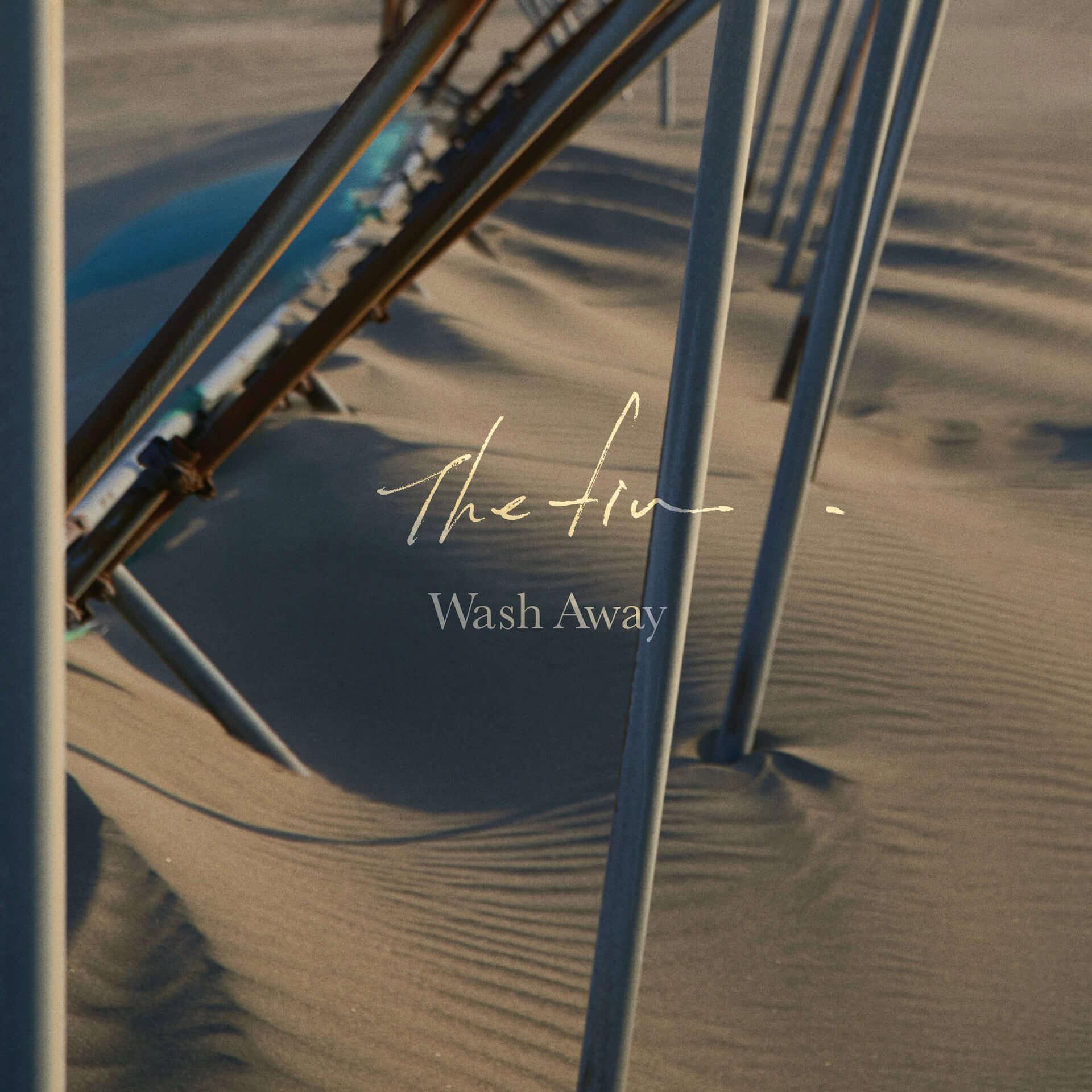 The fin. 9月13日新EP『Wash Away』リリース決定|収録曲「Gravity」先行配信&MVが本日公開 music190816thefin_8-1920x1920