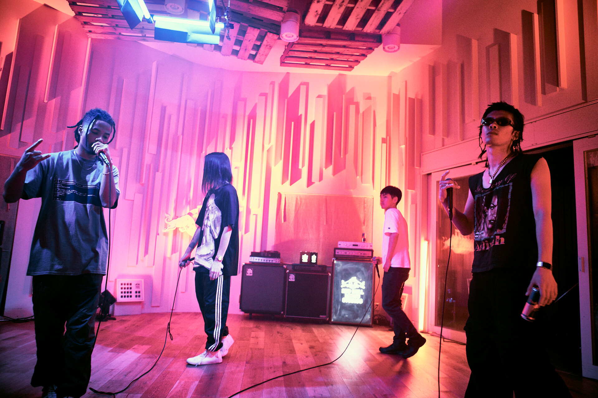 Daichi Yamamoto、釈迦坊主、dodo、Tohjiが登場|Red Bullによる新企画RASENの第2弾が公開 music190816-rasen-6