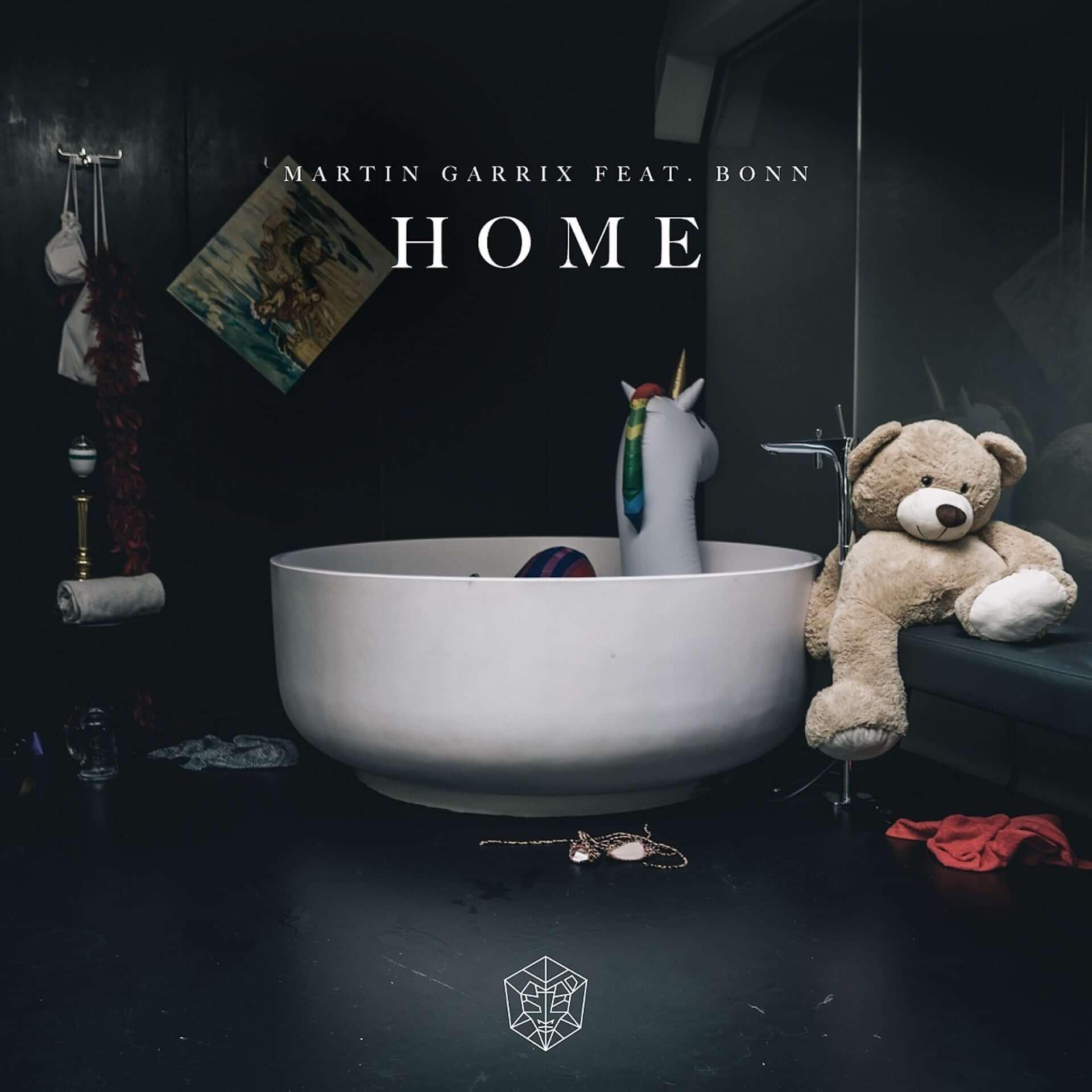 Martin Garrix、<FUJI ROCK FESTIVAL '19>でも披露した未発表曲「Home feat. Bonn」を本日リリース music190816martingarrix_2-1920x1920