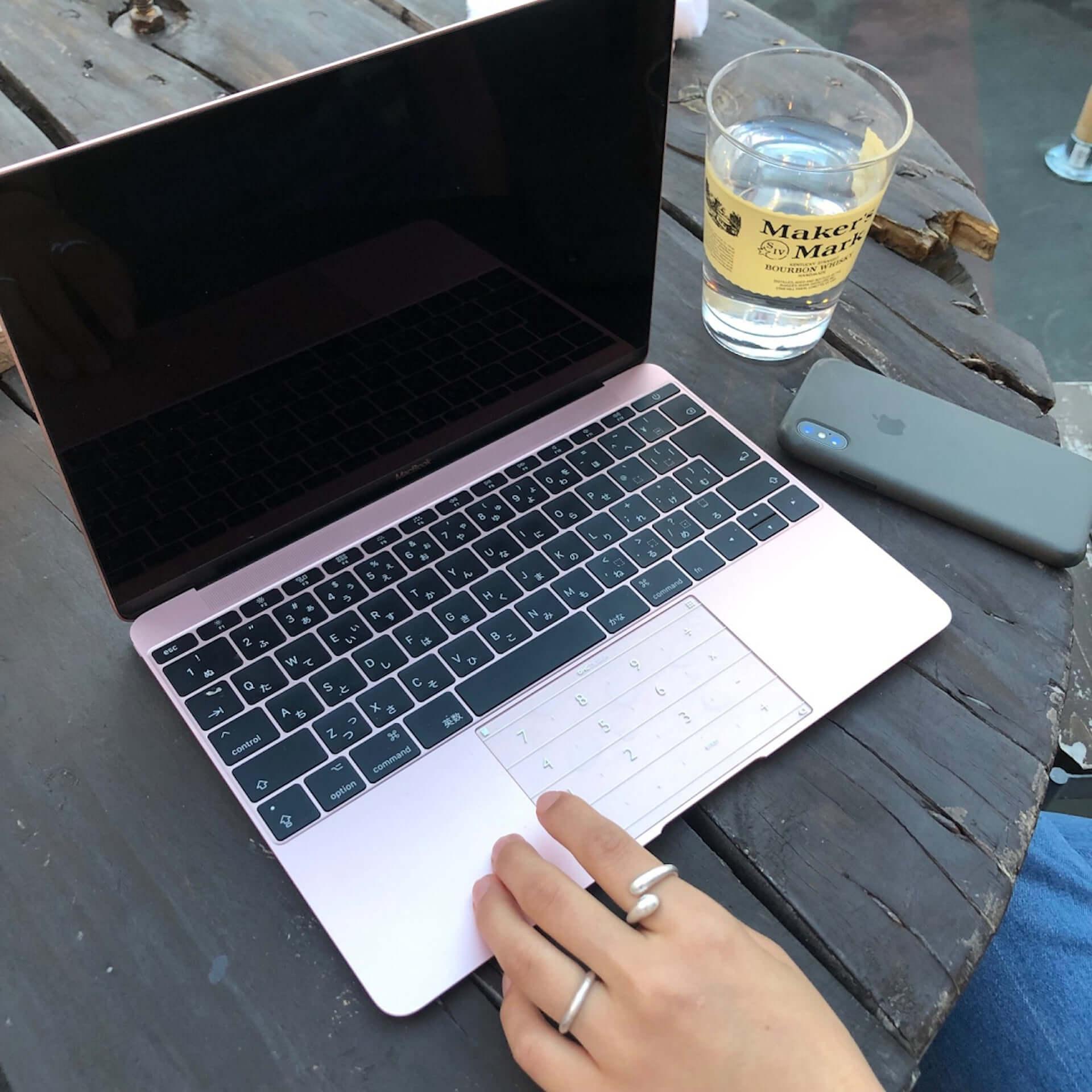 トラックパッドがそのままテンキーに!MacBook/Surfaceで使える「Nums」が登場 technology190819nums_2-1920x1920