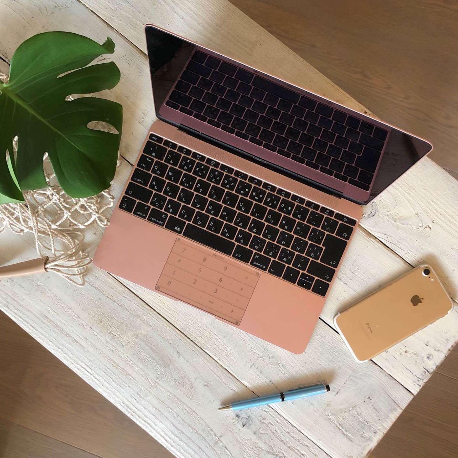トラックパッドがそのままテンキーに!MacBook/Surfaceで使える「Nums」が登場 technology190819nums_4-1920x1920