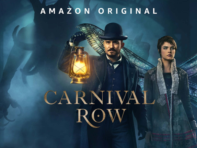 Amazon Prime Serien 2019