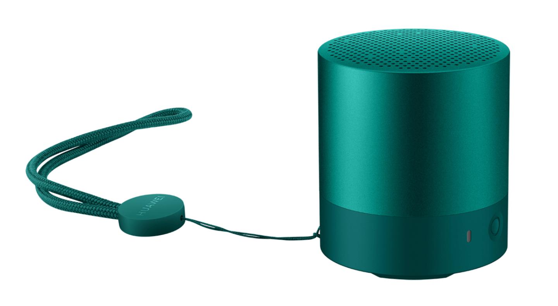 101gのコンパクトボディでも重低音抜群!ステレオペアリング対応のワイヤレススピーカー「HUAWEI Mini Speaker」が発売 sub6-1440x791