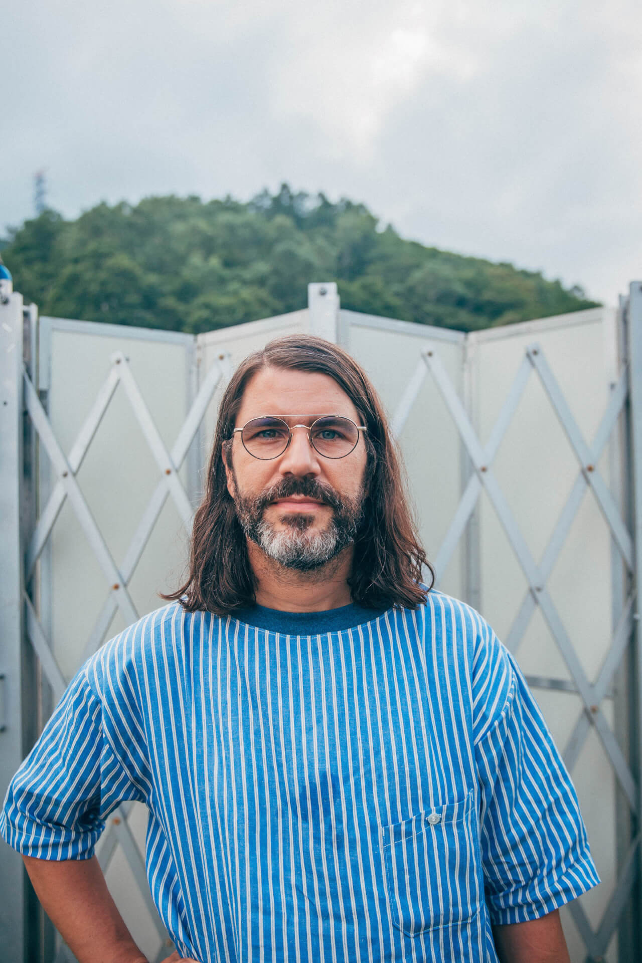 フジロック現地interview|Quanticにとってミニマリズム、オーガニック・サウンド、人間性とは? music190820-quantic-2