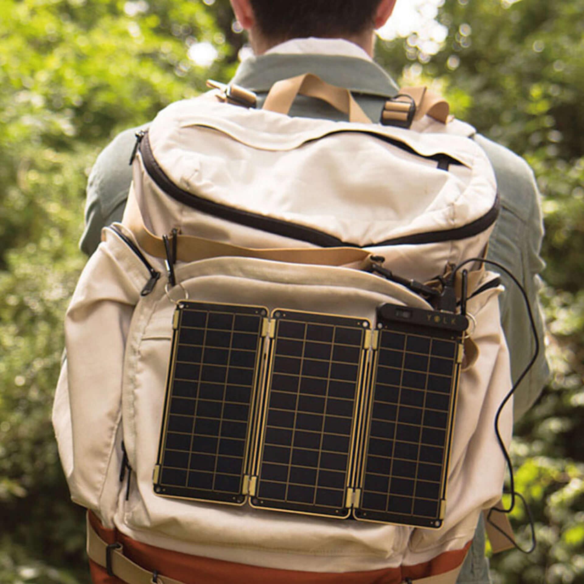 世界最薄・最軽量!家庭用コンセント同等の充電スピードを誇る、高性能ソーラーチャージャー「YOLK Solar Paper」が登場 technology190821yolk-solar-paper_12-1920x1920