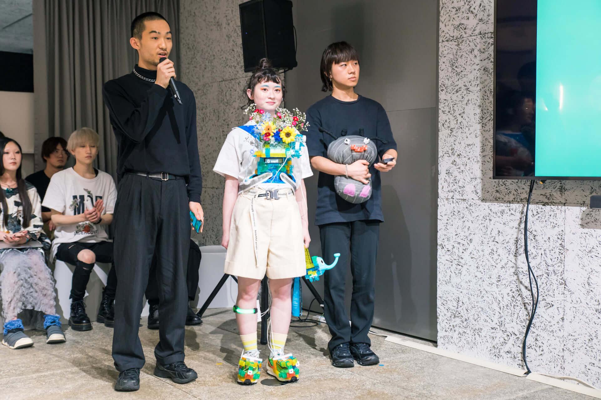 次世代クリエイターが挑戦する、ソニーのテクノロジーとファッションの可能性とは? 358A5494-1920x1280