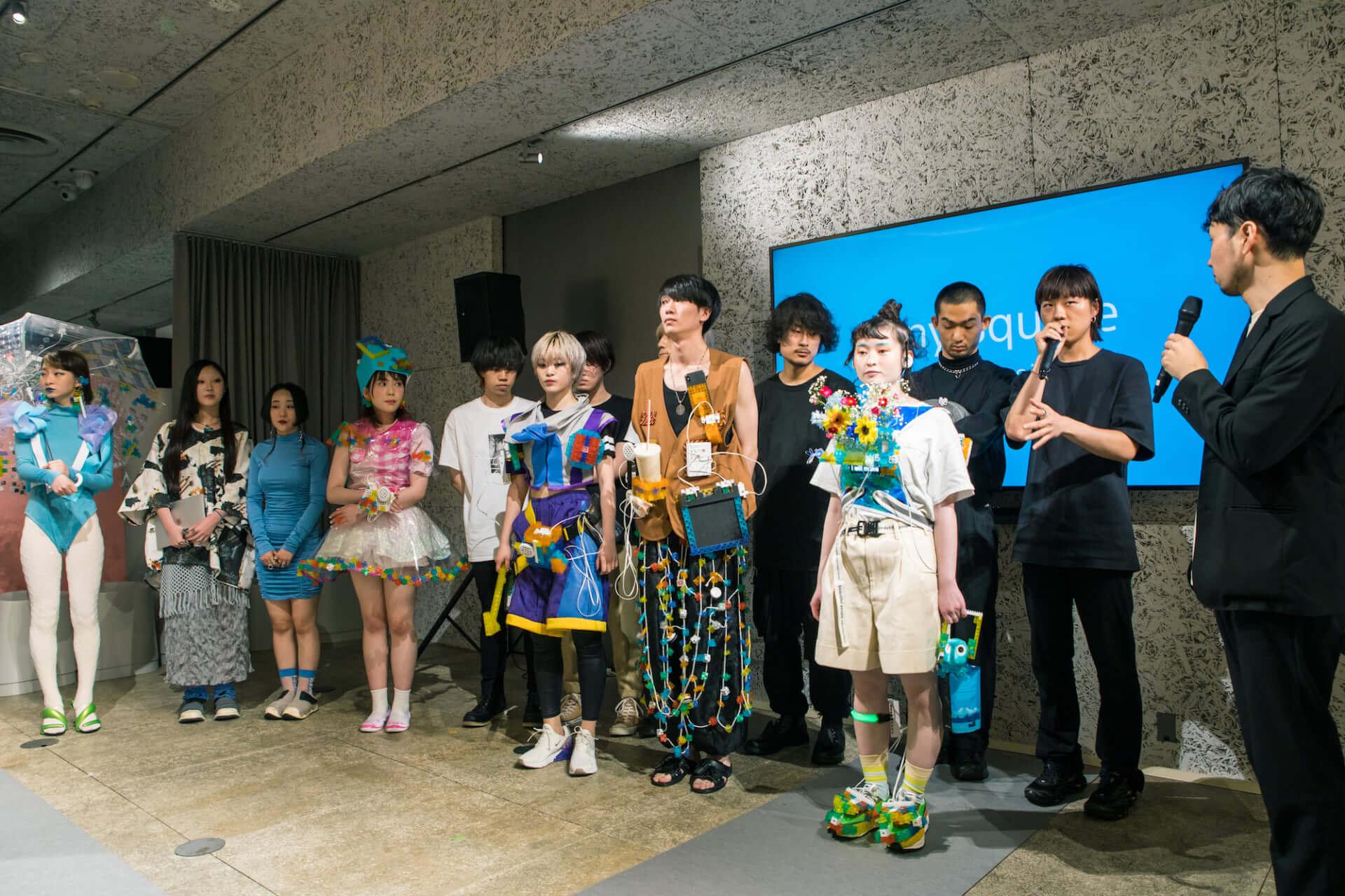 次世代クリエイターが挑戦する、ソニーのテクノロジーとファッションの可能性とは? 358A5868-1920x1280