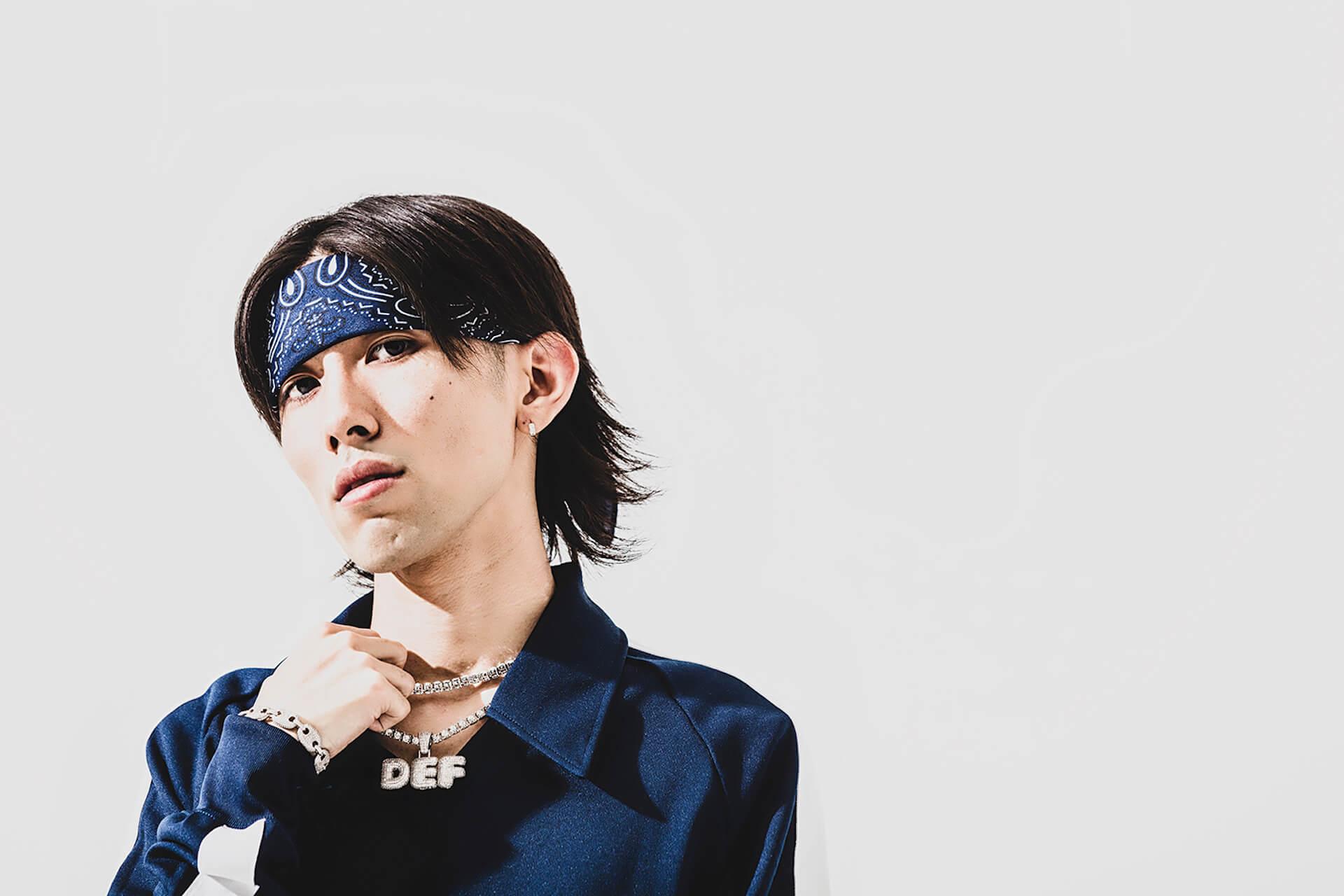 RAU DEF、ニューアルバム『ESCALATE III』を9月25日に発売決定|SKY-HI、PUNPEE、JNKMN、kamuiらが客演 music190821-raudef-1