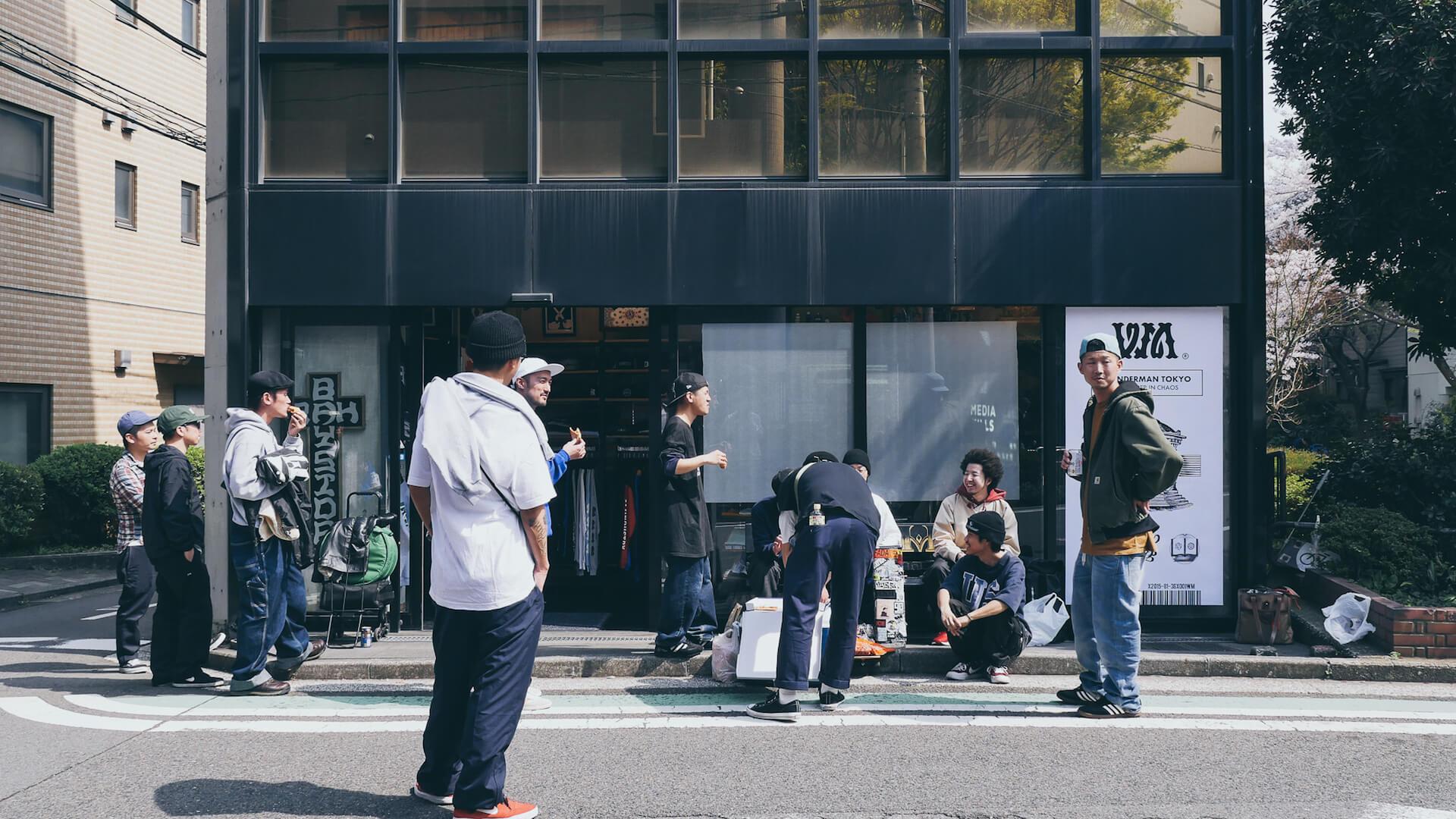 ビートは世界と出会う――BEAT MEETS WORLD x WANDERMAN POP UP in RAH YOKOHAMA REPORT interview-beat-meets-world-pop-up-report-3