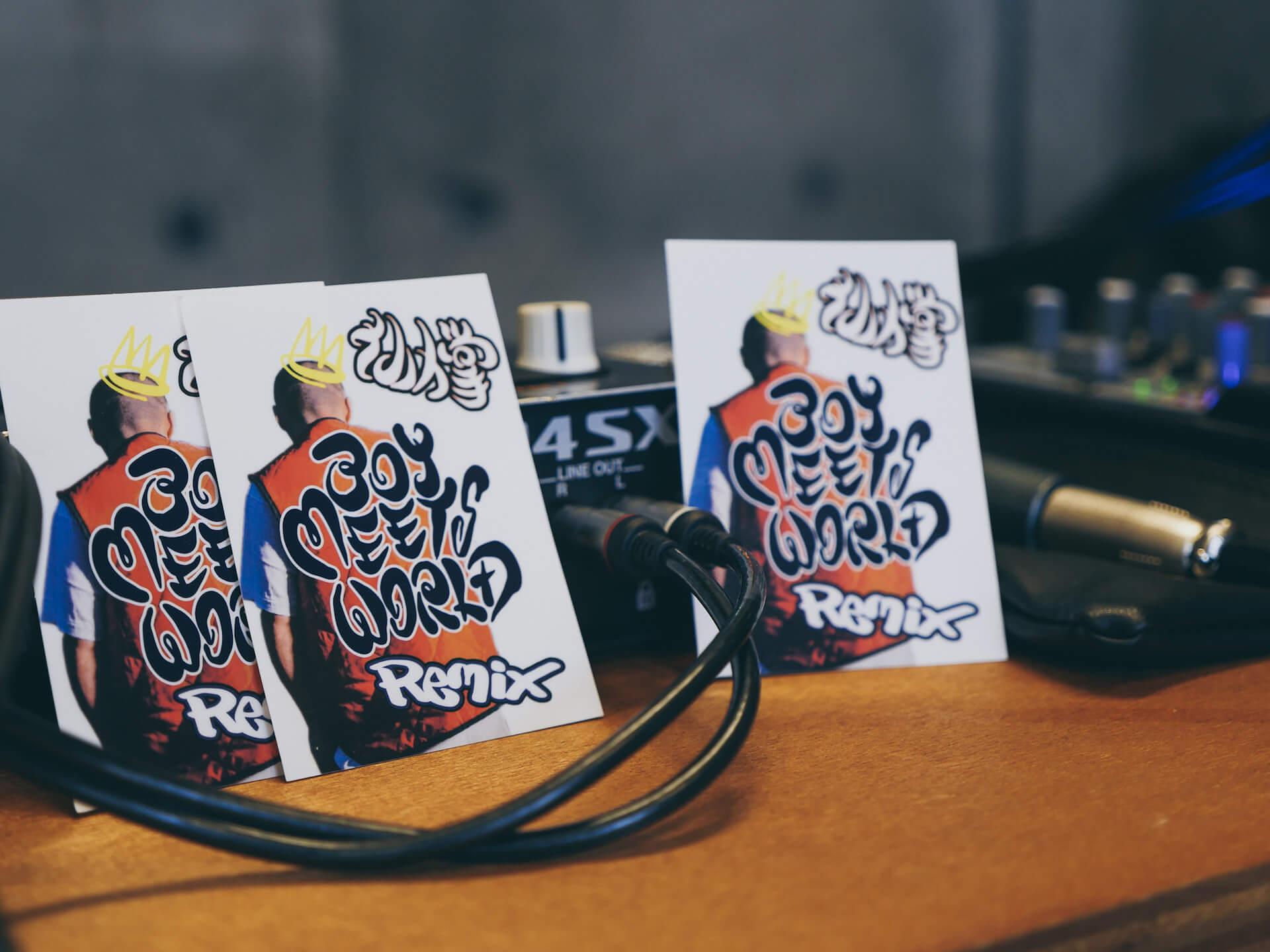 ビートは世界と出会う――BEAT MEETS WORLD x WANDERMAN POP UP in RAH YOKOHAMA REPORT interview-beat-meets-world-pop-up-report-5