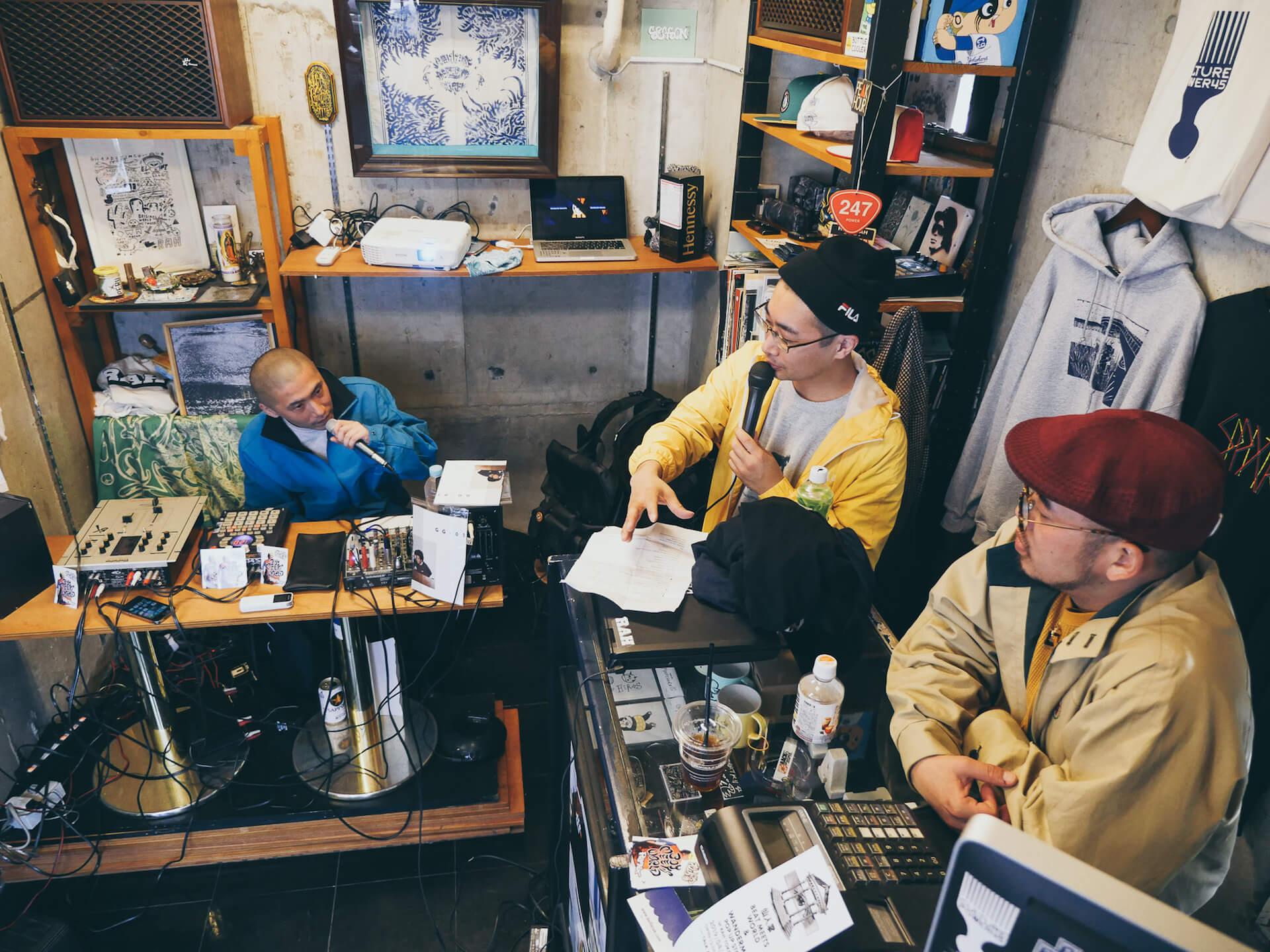ビートは世界と出会う――BEAT MEETS WORLD x WANDERMAN POP UP in RAH YOKOHAMA REPORT interview-beat-meets-world-pop-up-report-6