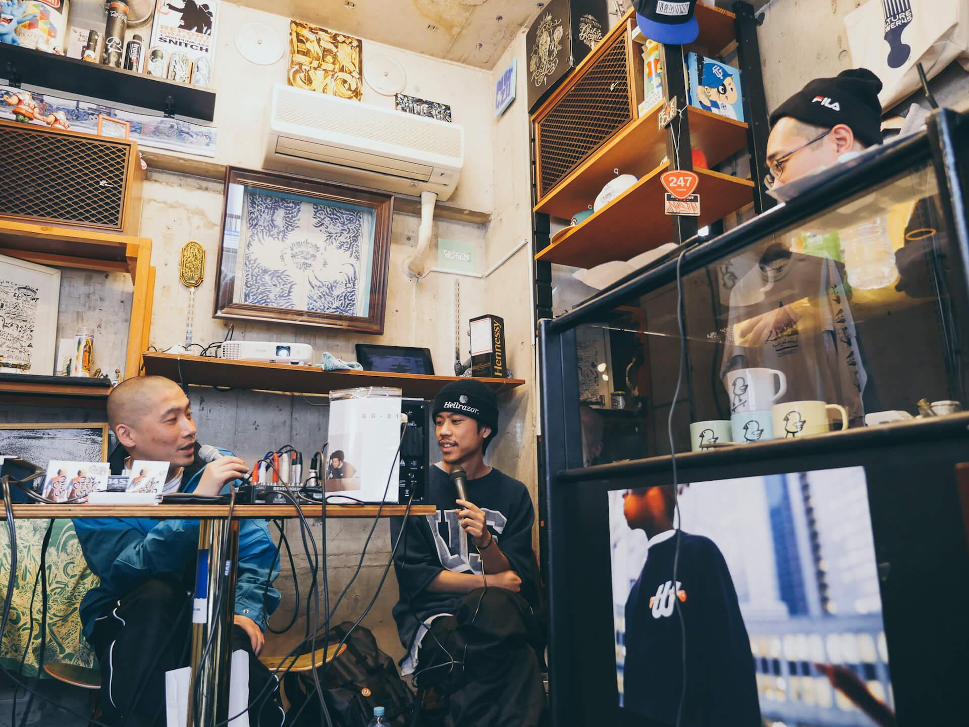 ビートは世界と出会う――BEAT MEETS WORLD x WANDERMAN POP UP in RAH YOKOHAMA REPORT interview-beat-meets-world-pop-up-report-8