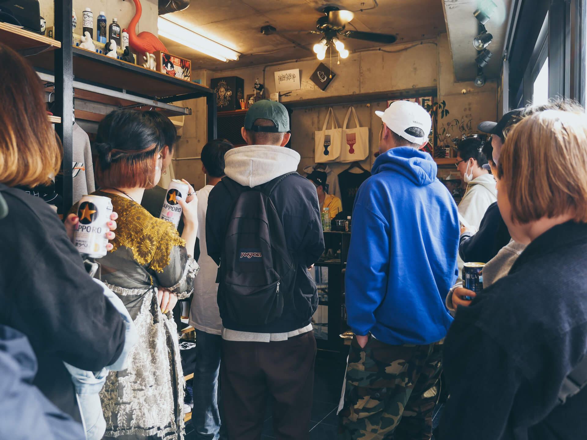 ビートは世界と出会う――BEAT MEETS WORLD x WANDERMAN POP UP in RAH YOKOHAMA REPORT interview-beat-meets-world-pop-up-report-9