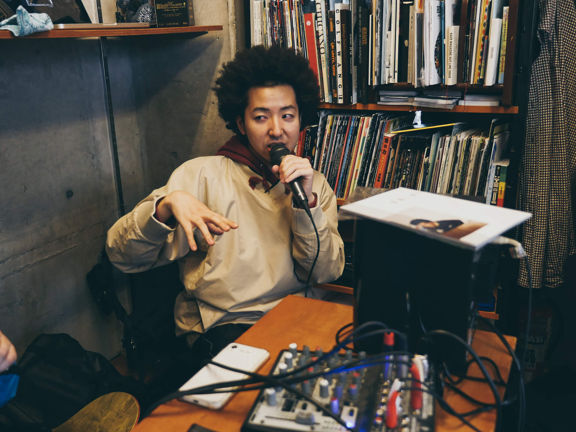 ビートは世界と出会う――BEAT MEETS WORLD x WANDERMAN POP UP in RAH YOKOHAMA REPORT interview-beat-meets-world-pop-up-report-11