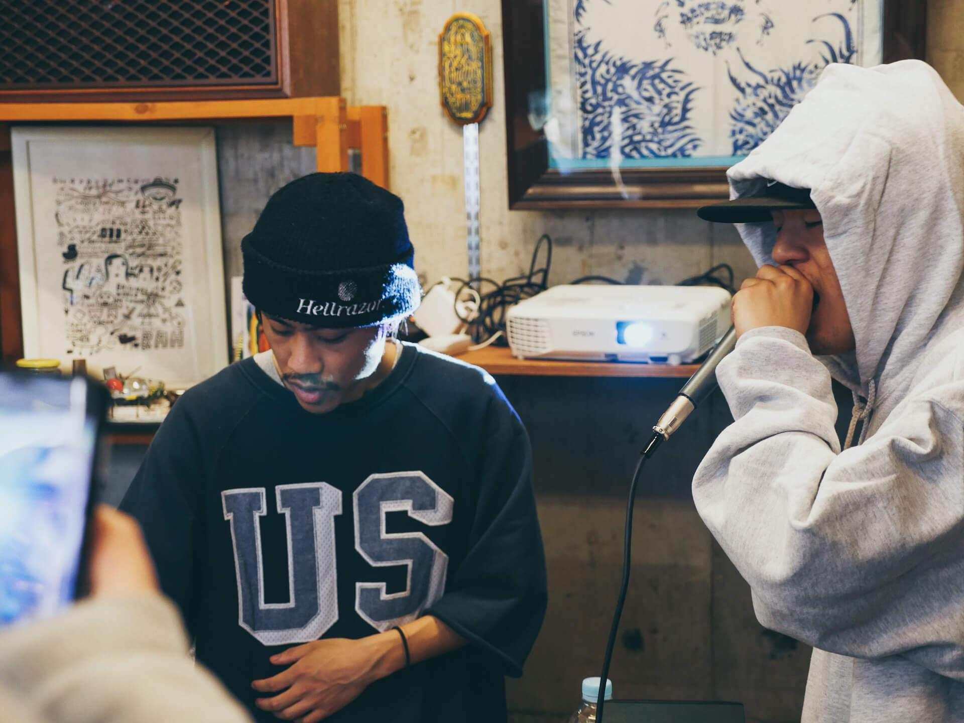 ビートは世界と出会う――BEAT MEETS WORLD x WANDERMAN POP UP in RAH YOKOHAMA REPORT interview-beat-meets-world-pop-up-report-16