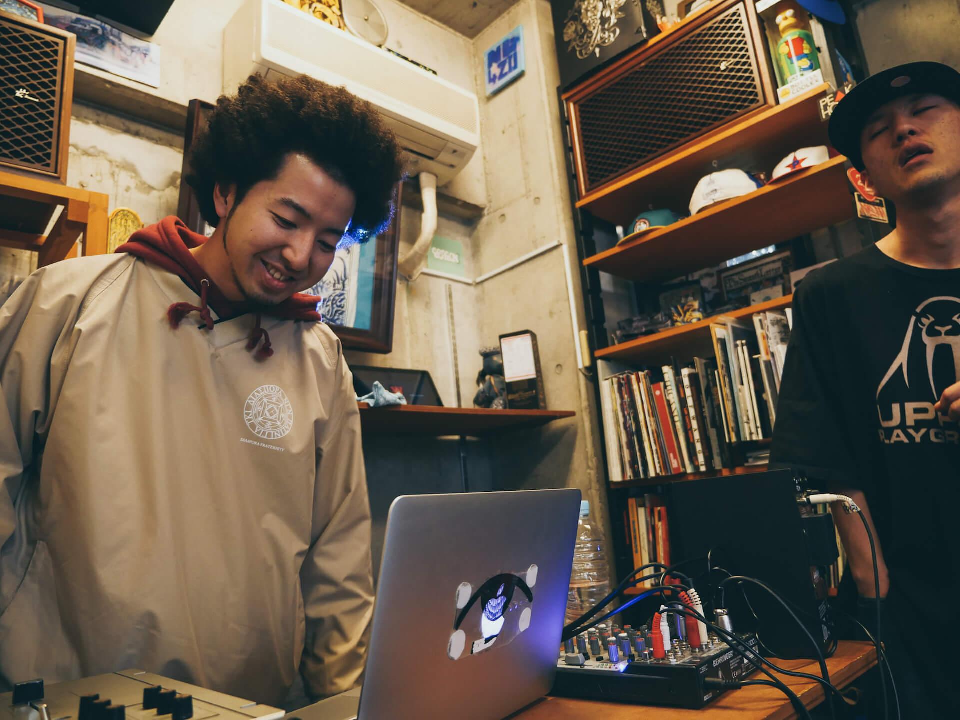 ビートは世界と出会う――BEAT MEETS WORLD x WANDERMAN POP UP in RAH YOKOHAMA REPORT interview-beat-meets-world-pop-up-report-18