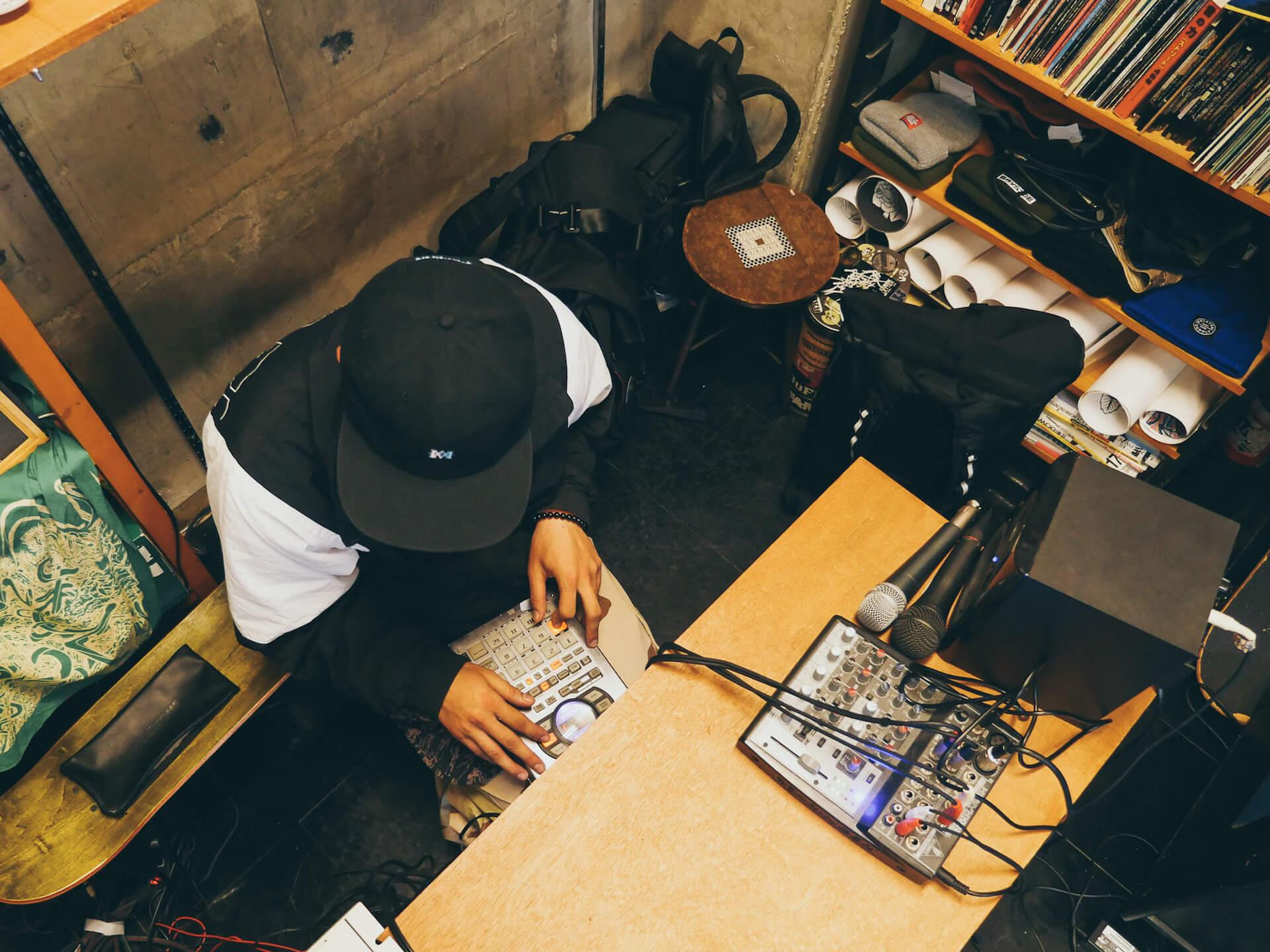 ビートは世界と出会う――BEAT MEETS WORLD x WANDERMAN POP UP in RAH YOKOHAMA REPORT interview-beat-meets-world-pop-up-report-20