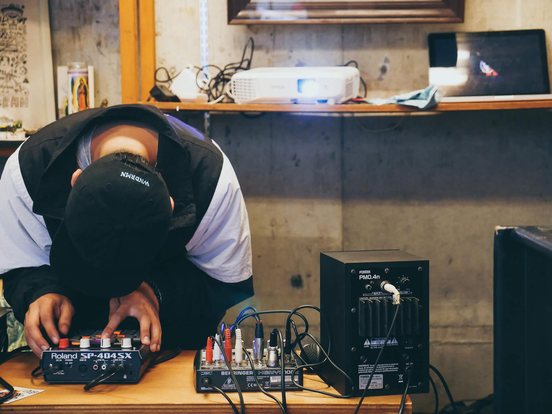 ビートは世界と出会う――BEAT MEETS WORLD x WANDERMAN POP UP in RAH YOKOHAMA REPORT interview-beat-meets-world-pop-up-report-21