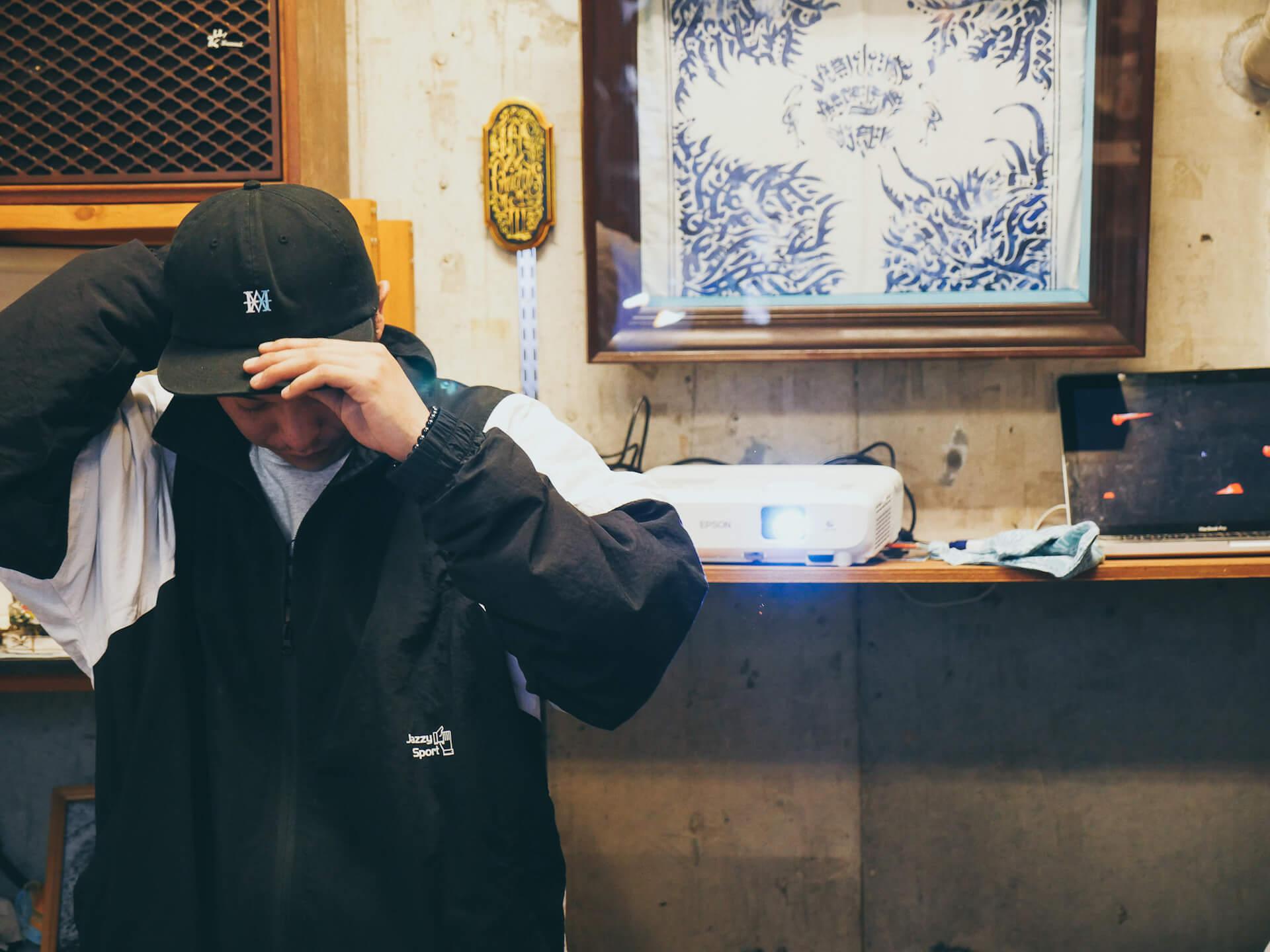 ビートは世界と出会う――BEAT MEETS WORLD x WANDERMAN POP UP in RAH YOKOHAMA REPORT interview-beat-meets-world-pop-up-report-22