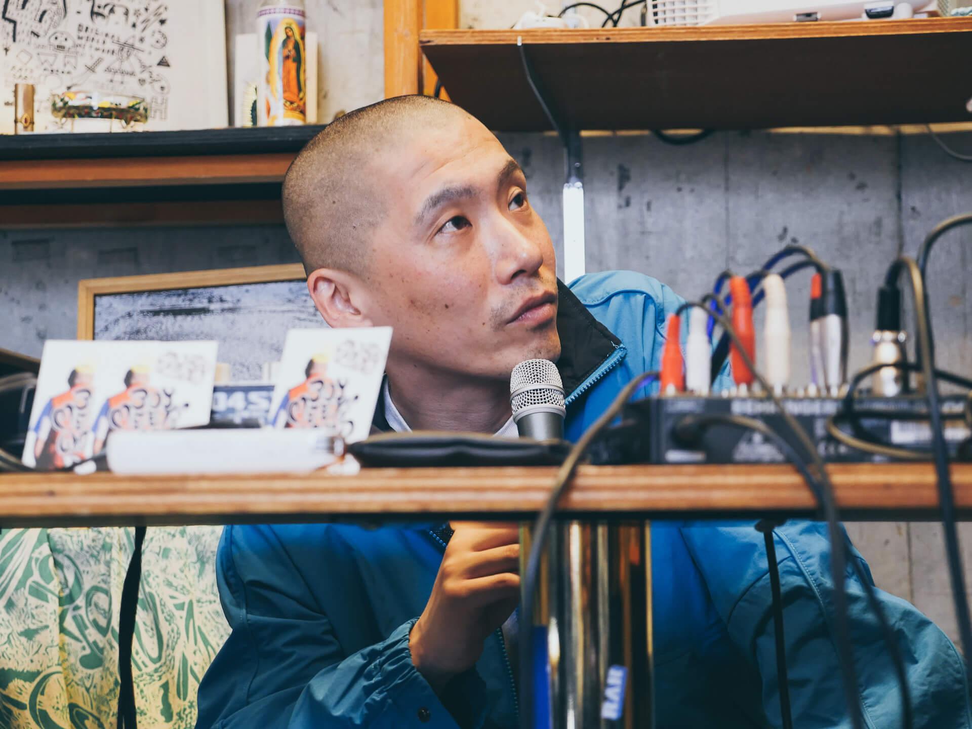 ビートは世界と出会う――BEAT MEETS WORLD x WANDERMAN POP UP in RAH YOKOHAMA REPORT interview-beat-meets-world-pop-up-report-25