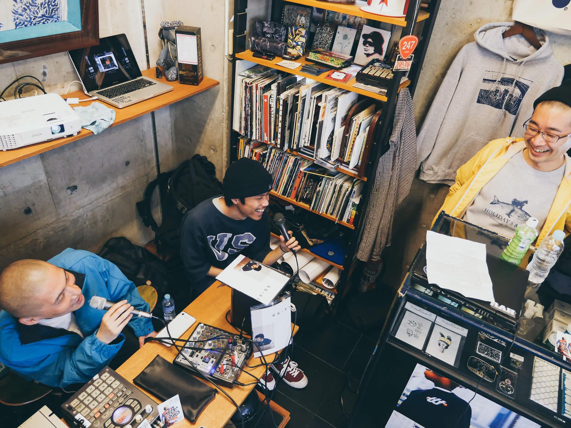 ビートは世界と出会う――BEAT MEETS WORLD x WANDERMAN POP UP in RAH YOKOHAMA REPORT interview-beat-meets-world-pop-up-report-23
