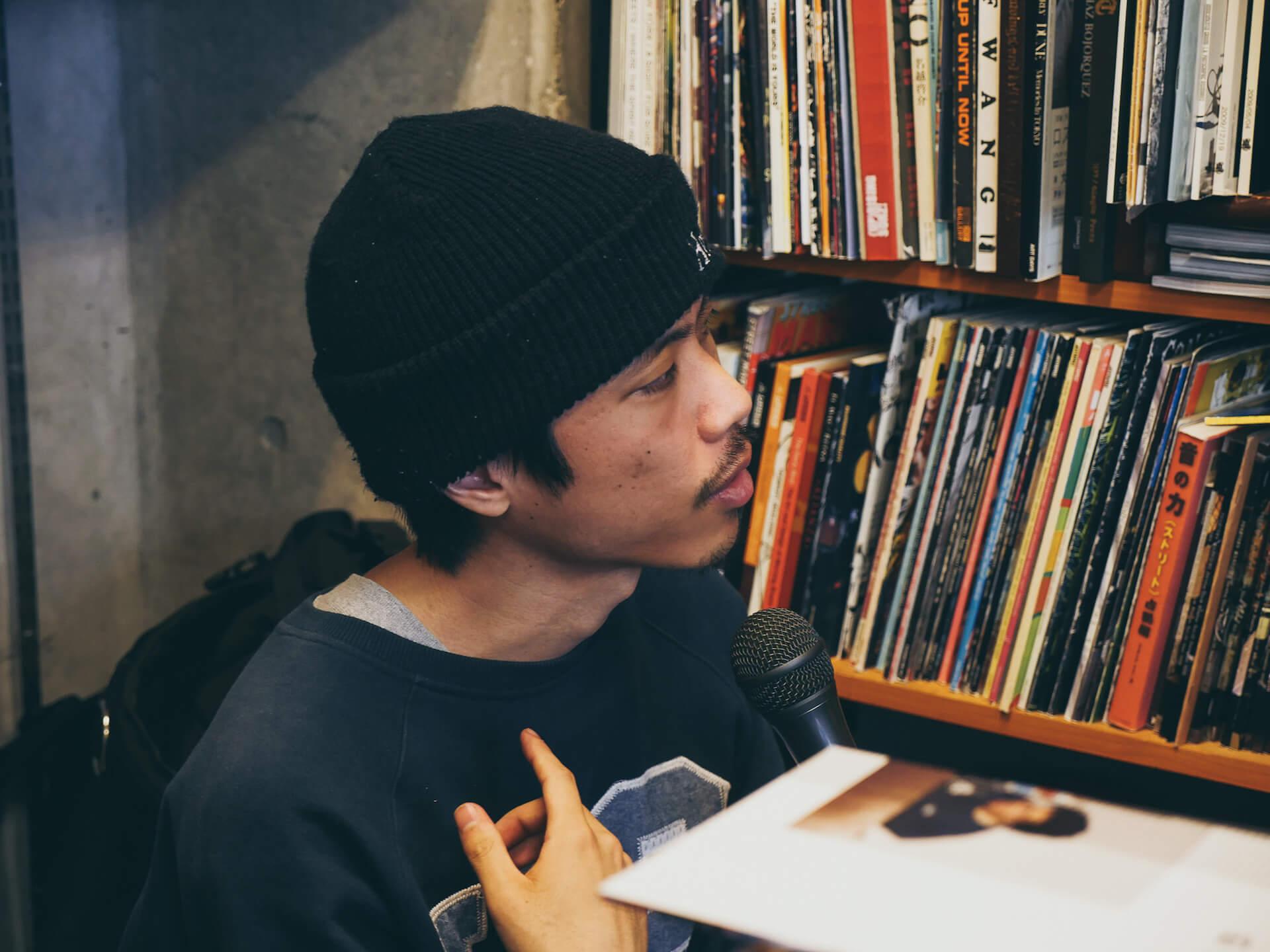 ビートは世界と出会う――BEAT MEETS WORLD x WANDERMAN POP UP in RAH YOKOHAMA REPORT interview-beat-meets-world-pop-up-report-24