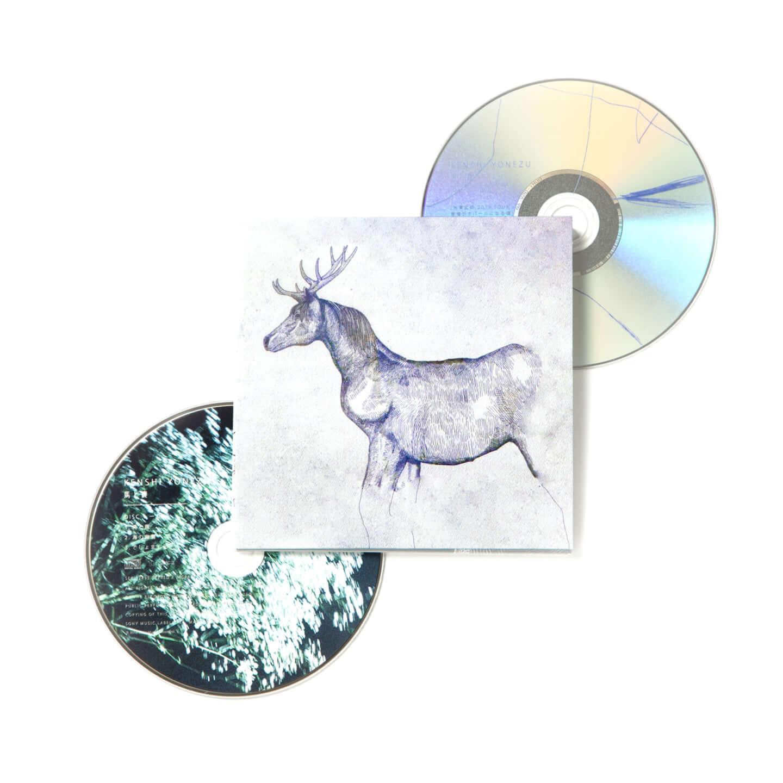 店舗特典が豪華すぎる!米津玄師のニューシングル 「馬と鹿」の商品写真が公開 e6526ef7a14d401981f21d4ab3927123-1440x1440