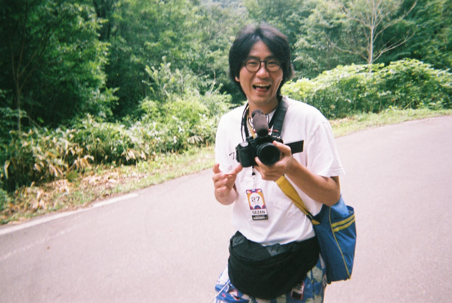 フェスレポート|GEZANが切り取る<FUJI ROCK FESTIVAL'19> music190823_gezan_09.jpg