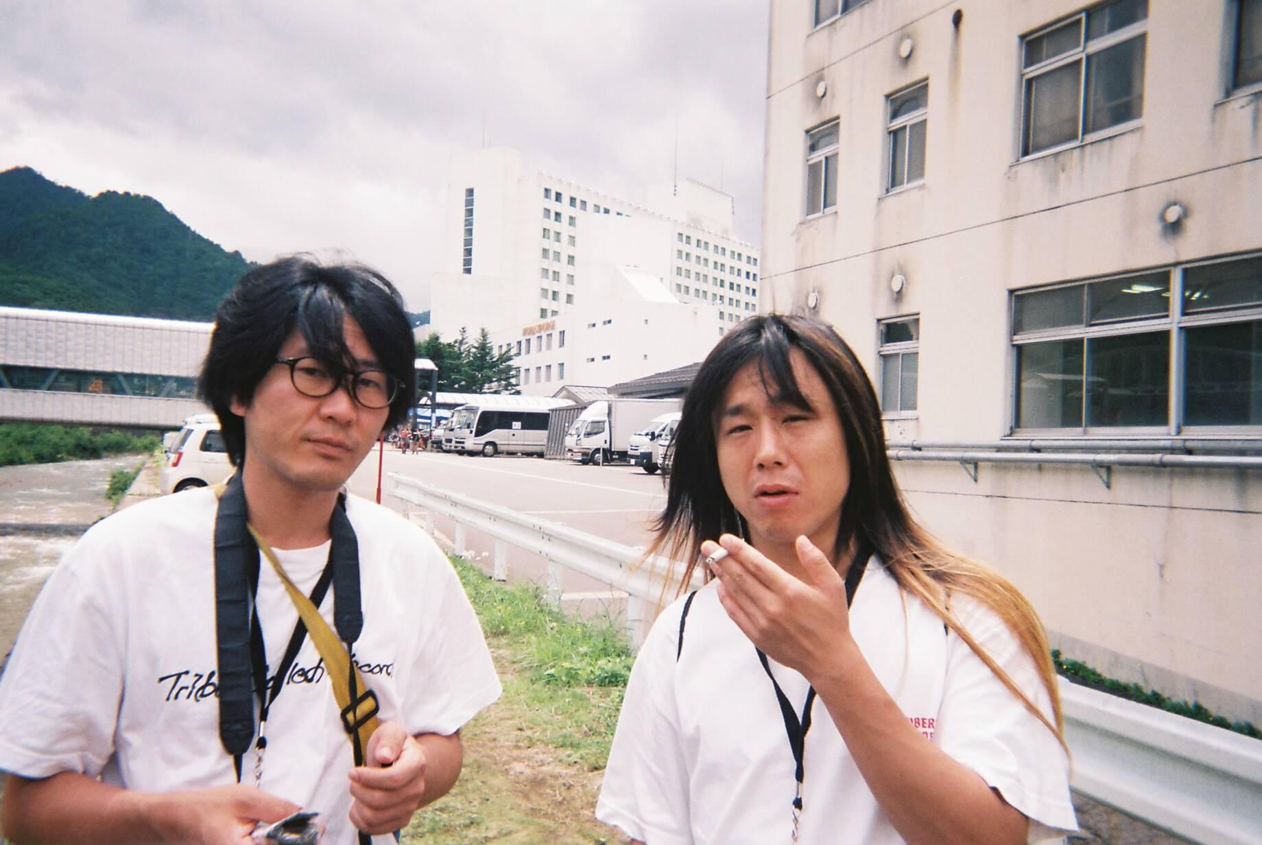 フェスレポート|GEZANが切り取る<FUJI ROCK FESTIVAL'19> music190823_gezan_11.jpg