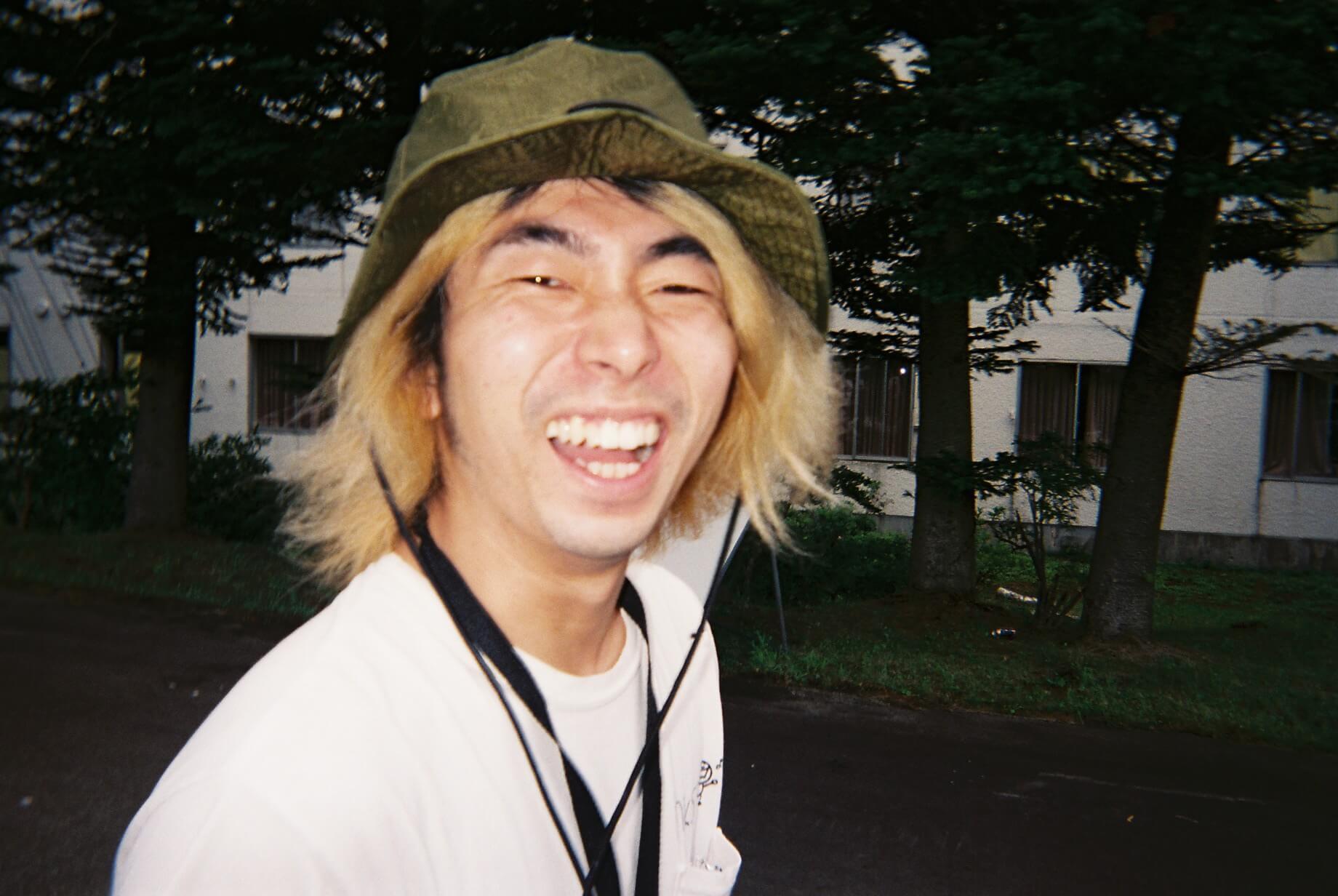 フェスレポート|GEZANが切り取る<FUJI ROCK FESTIVAL'19> music190823_gezan_12.jpg