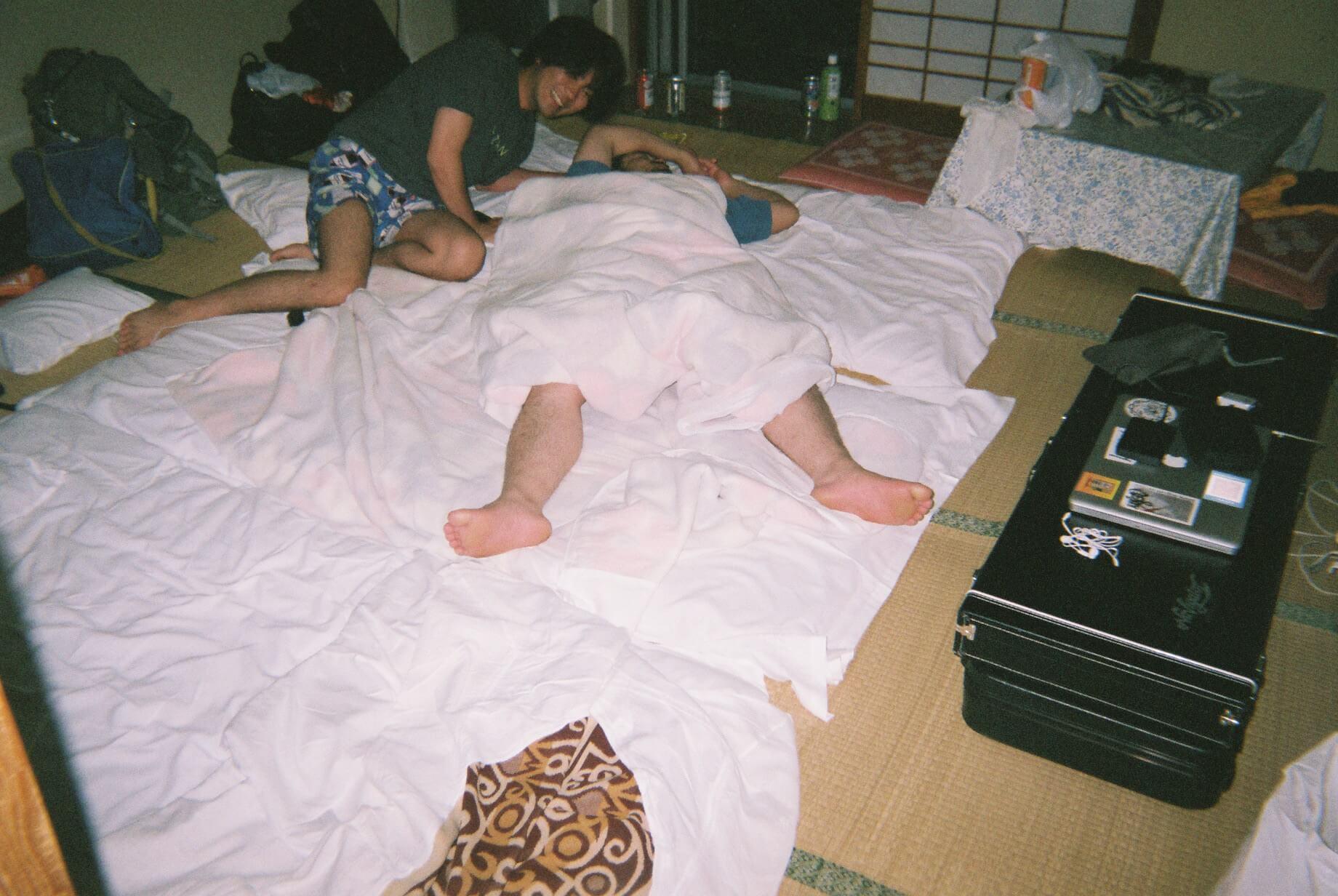 フェスレポート|GEZANが切り取る<FUJI ROCK FESTIVAL'19> music190823_gezan_14.jpg