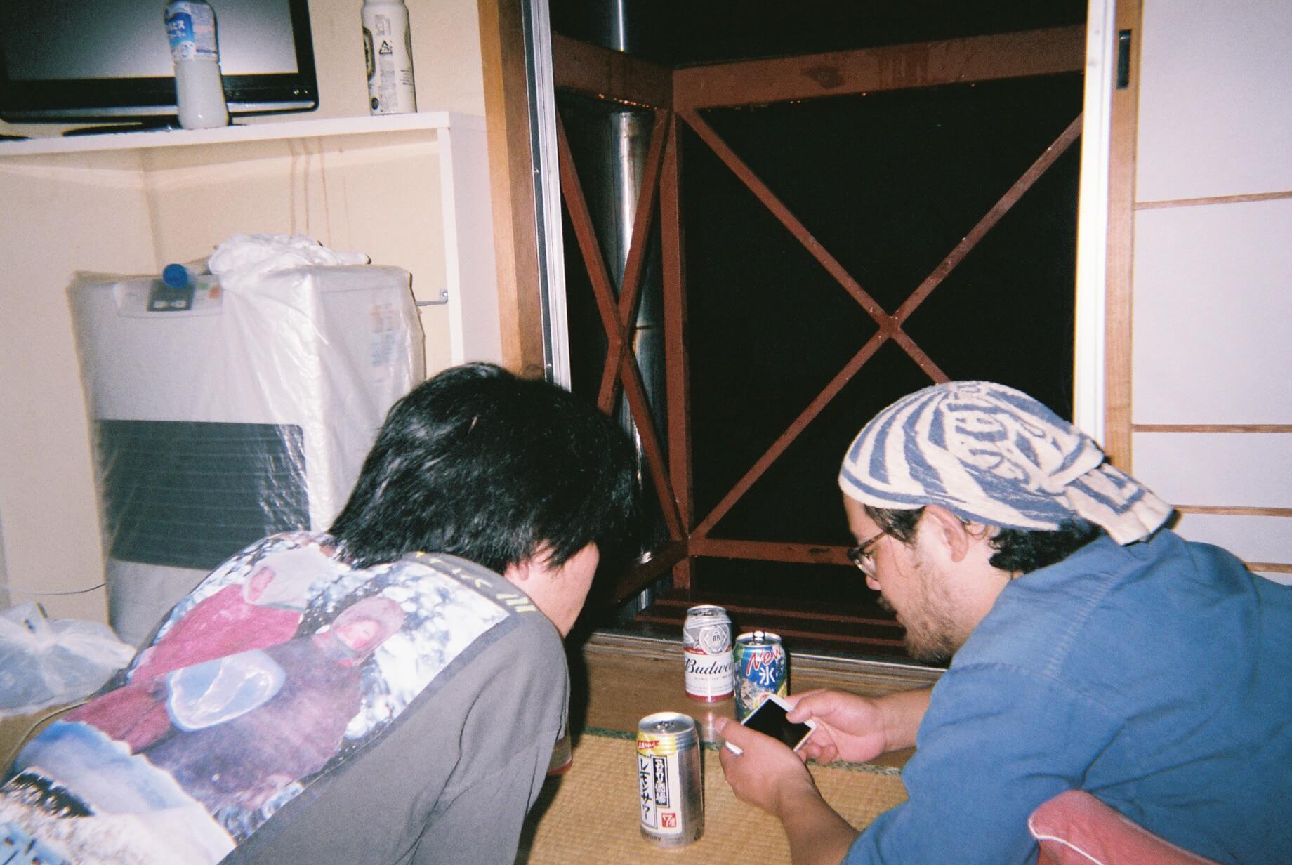 フェスレポート|GEZANが切り取る<FUJI ROCK FESTIVAL'19> music190823_gezan_16.jpg
