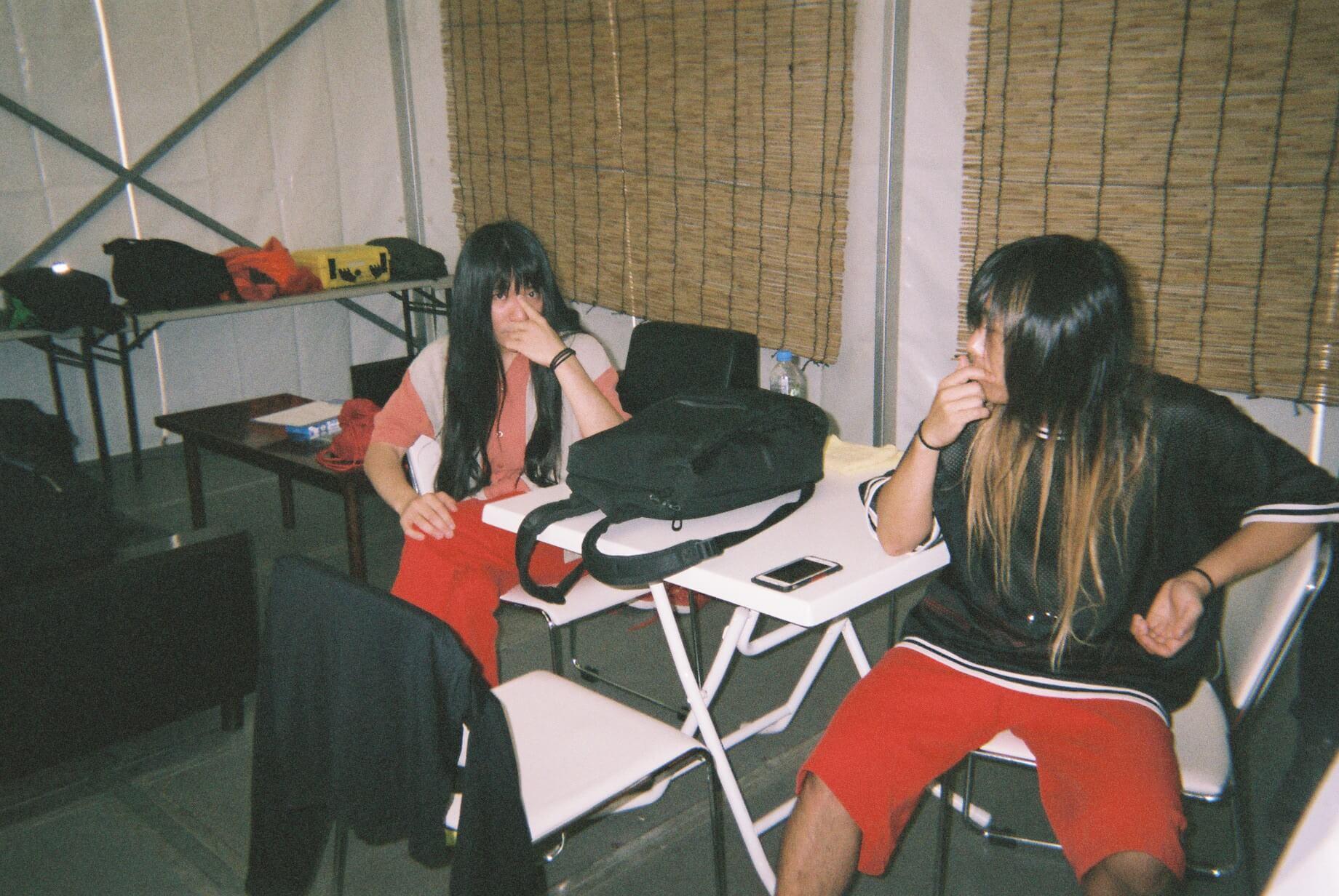 フェスレポート|GEZANが切り取る<FUJI ROCK FESTIVAL'19> music190823_gezan_18.jpg