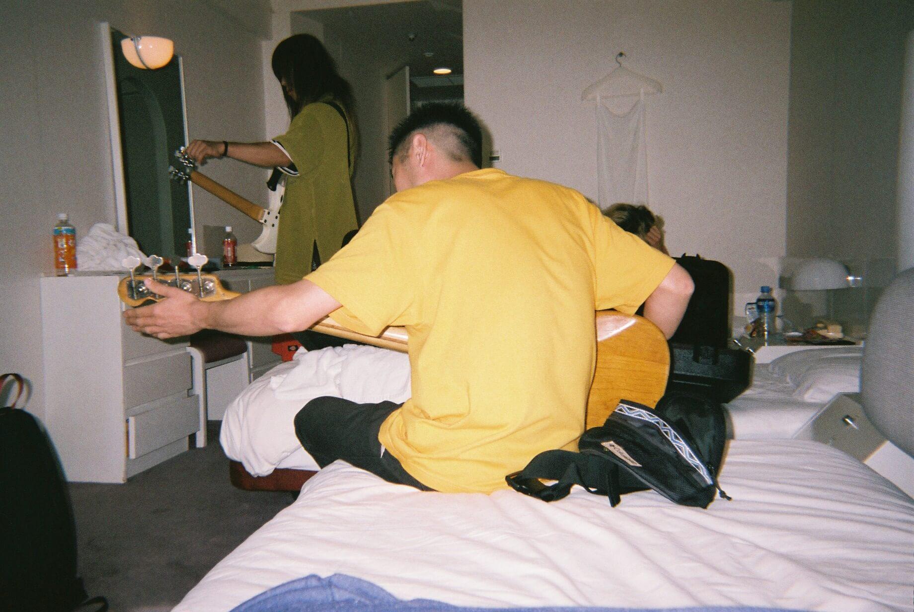 フェスレポート|GEZANが切り取る<FUJI ROCK FESTIVAL'19> music190823_gezan_21.jpg