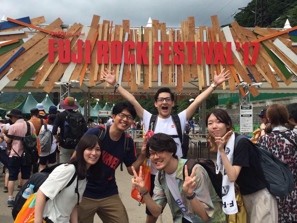 25人に訊く<FUJI ROCK FESTIVAL 2019>にいく理由|#30 イガリ(レコード会社スタッフ) music190723-fujirock2019-1