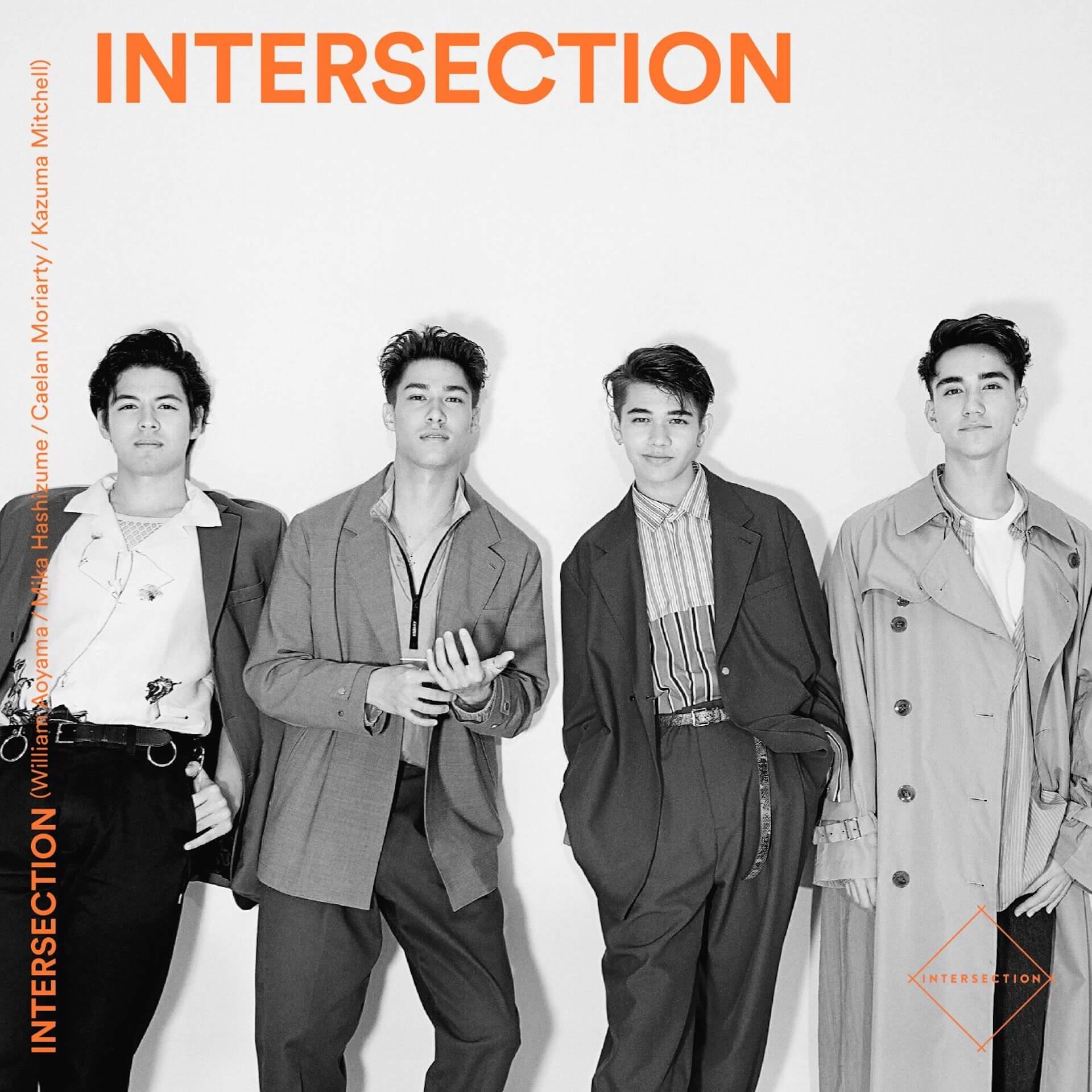 INTERSECTIONがアルバムリリースイベントを開催   ミッチェル和馬の渡米前ラストライブは涙と感動のステージに music190826_intersection_album